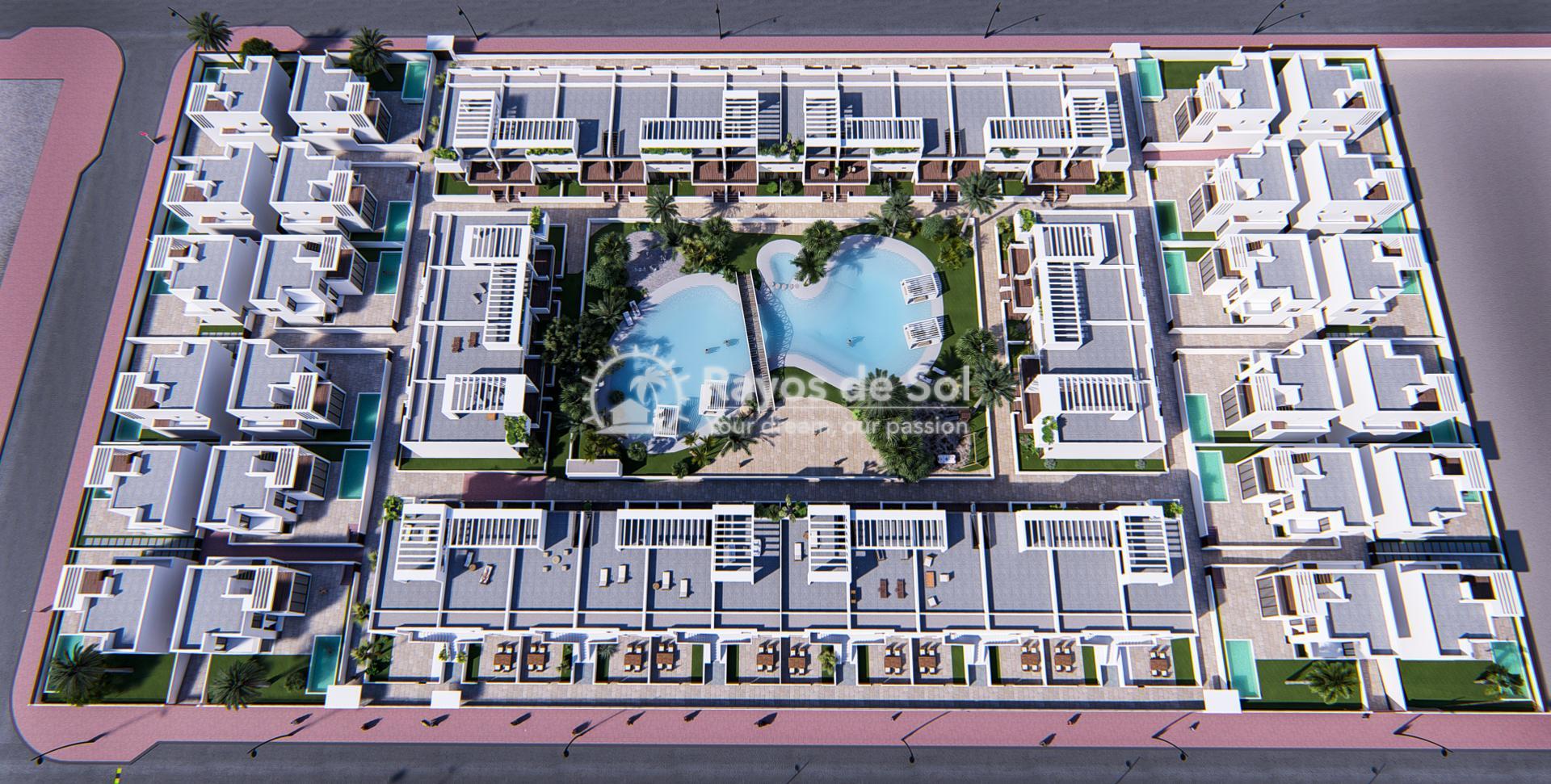 Penthouse  in Torrevieja, Costa Blanca (lagunabeach-bungalow-alto) - 23