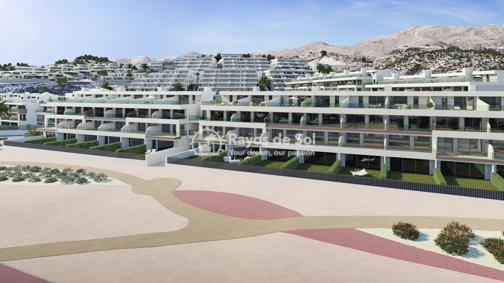 Apartment  in Finestrat, Costa Blanca (camporrosso-bajo) - 30
