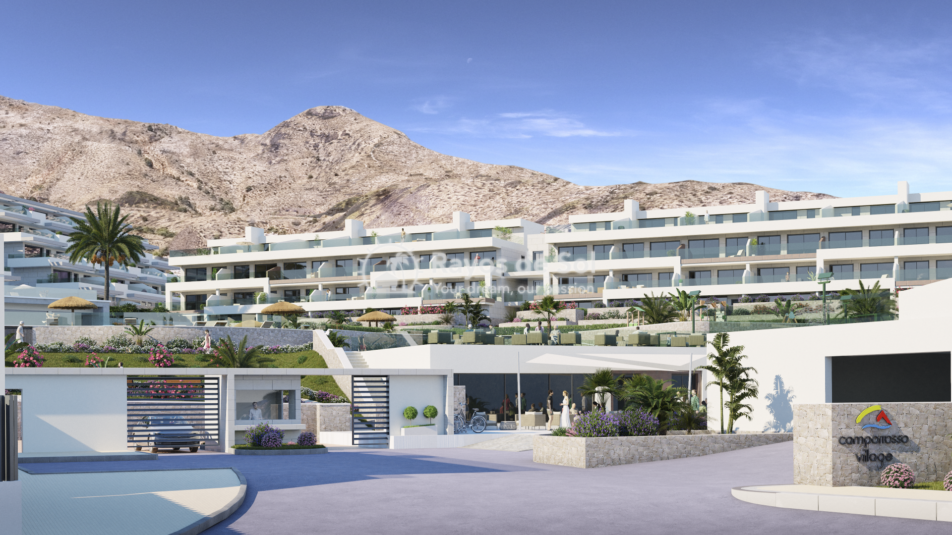 Apartment  in Finestrat, Costa Blanca (camporrosso-bajo) - 34