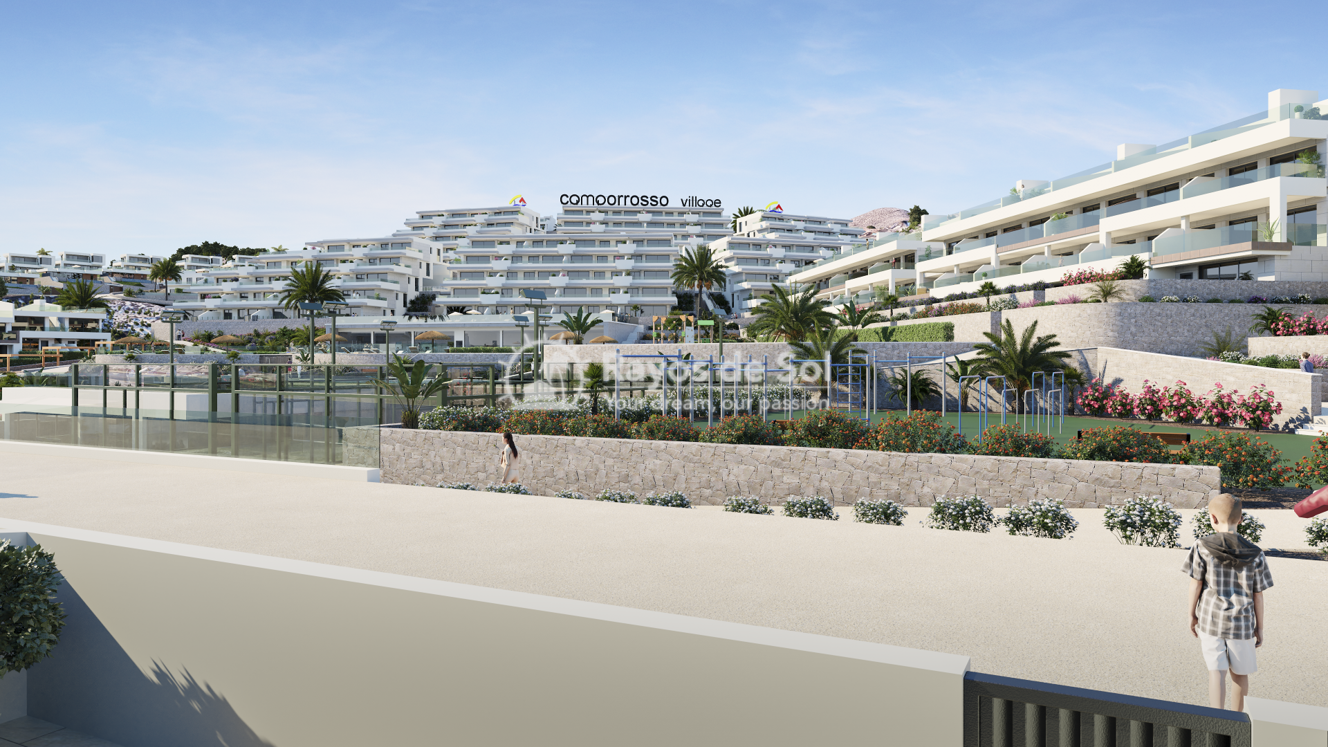 Apartment  in Finestrat, Costa Blanca (camporrosso-bajo) - 36
