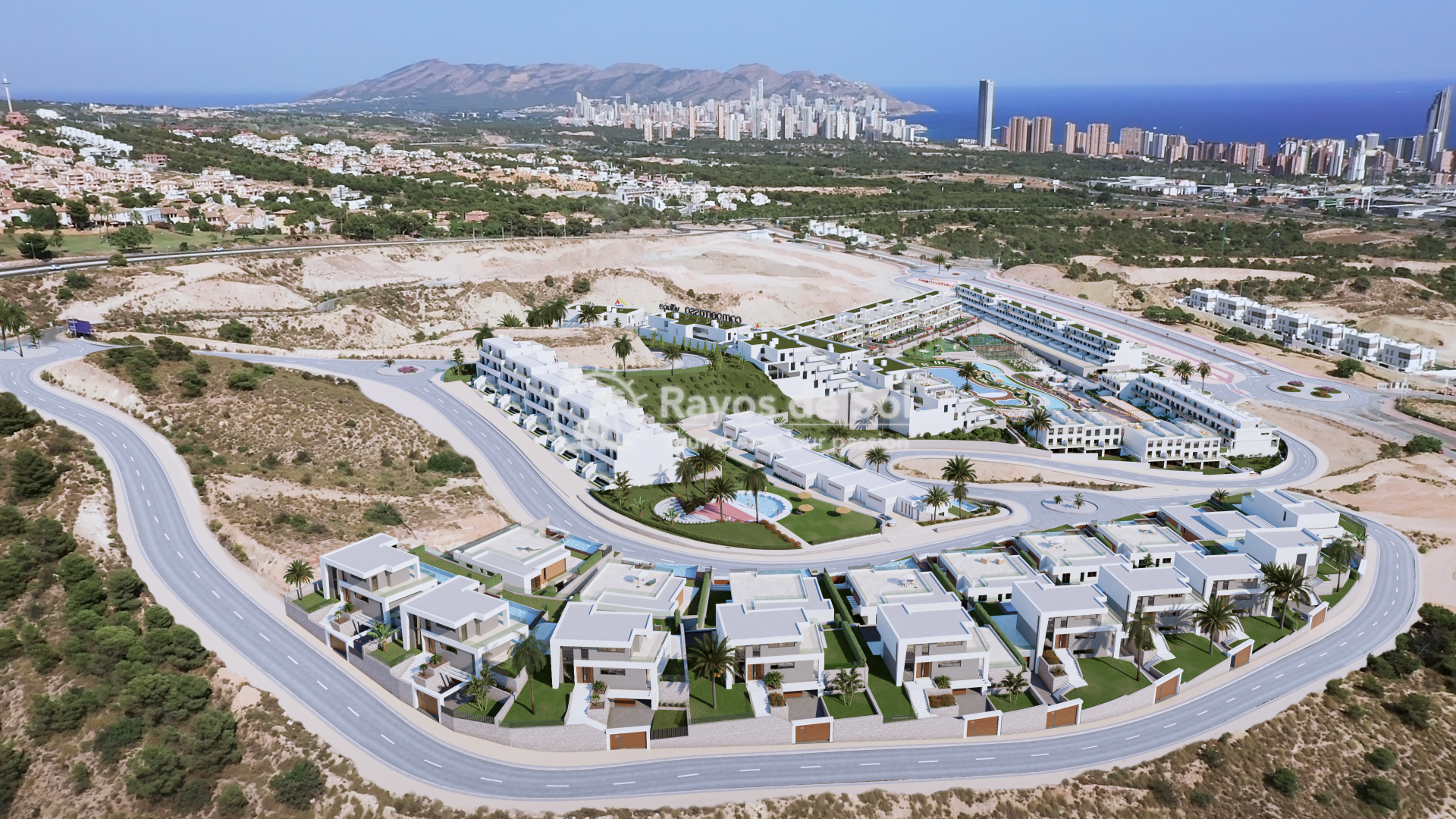 Apartment  in Finestrat, Costa Blanca (camporrosso-bajo) - 38