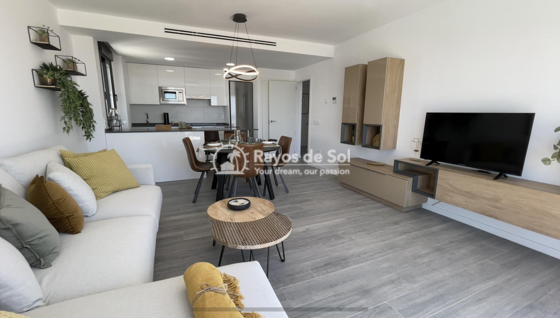 Apartment  in Finestrat, Costa Blanca (camporrosso-bajo) - 8