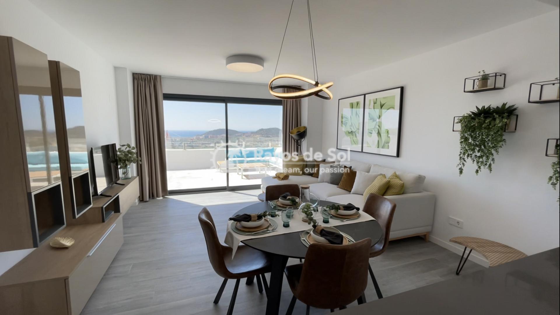 Apartment  in Finestrat, Costa Blanca (camporrosso-bajo) - 4