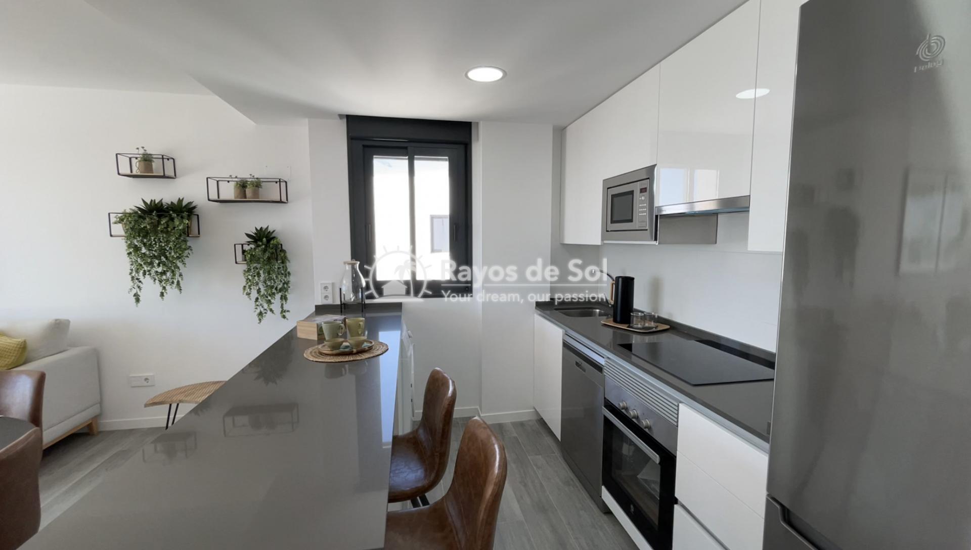 Apartment  in Finestrat, Costa Blanca (camporrosso-bajo) - 5