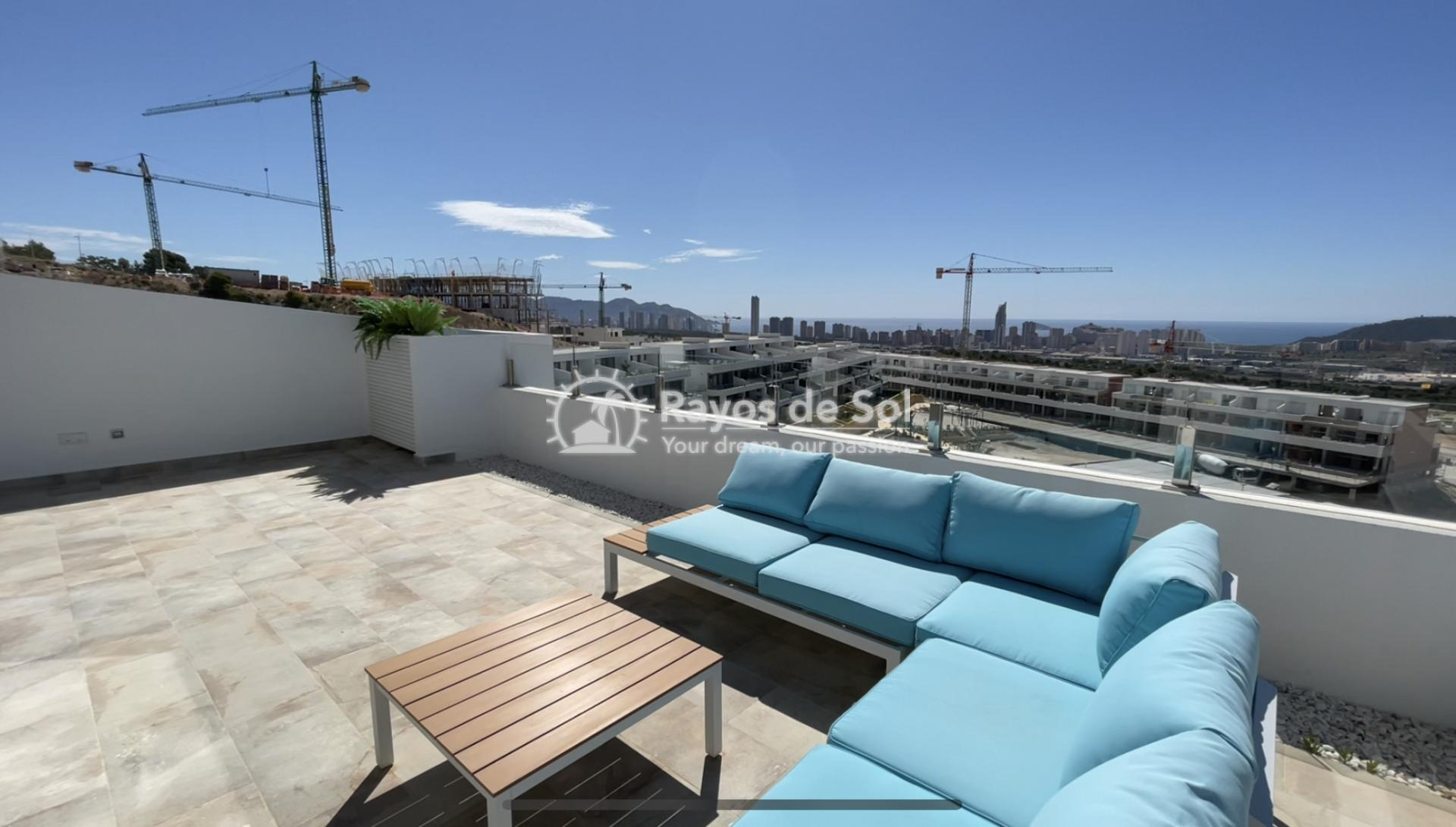 Apartment  in Finestrat, Costa Blanca (camporrosso-bajo) - 19