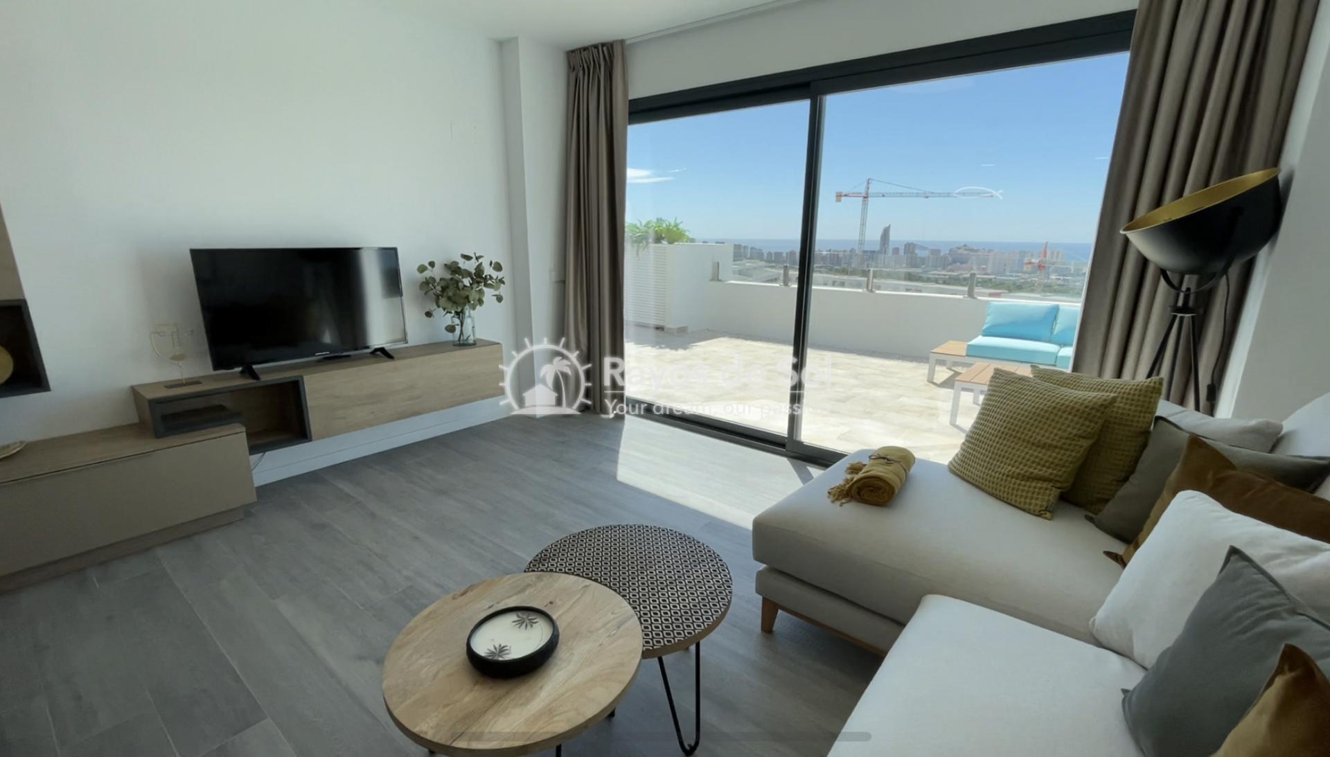 Apartment  in Finestrat, Costa Blanca (camporrosso-bajo) - 7