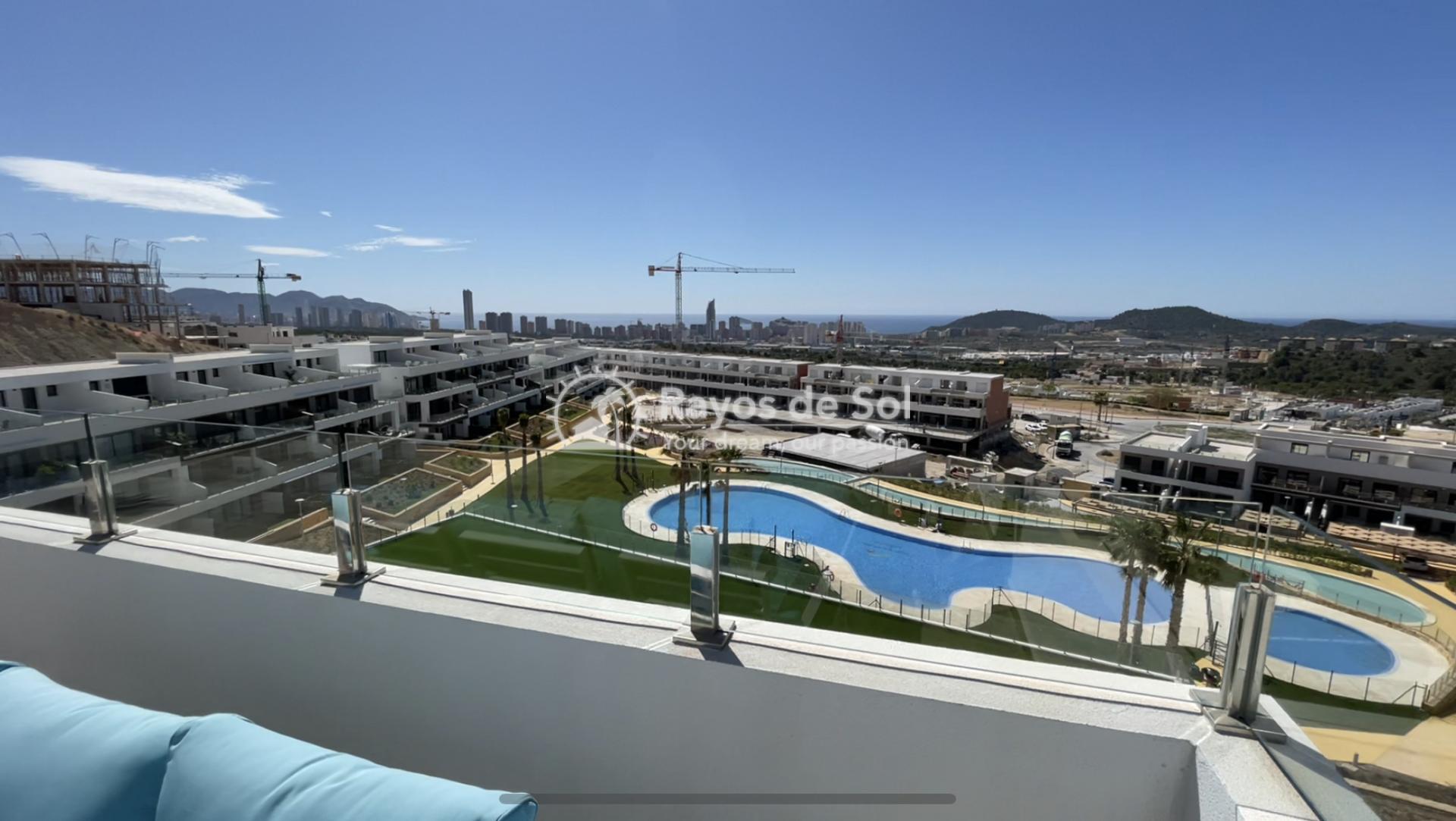Apartment  in Finestrat, Costa Blanca (camporrosso-bajo) - 1