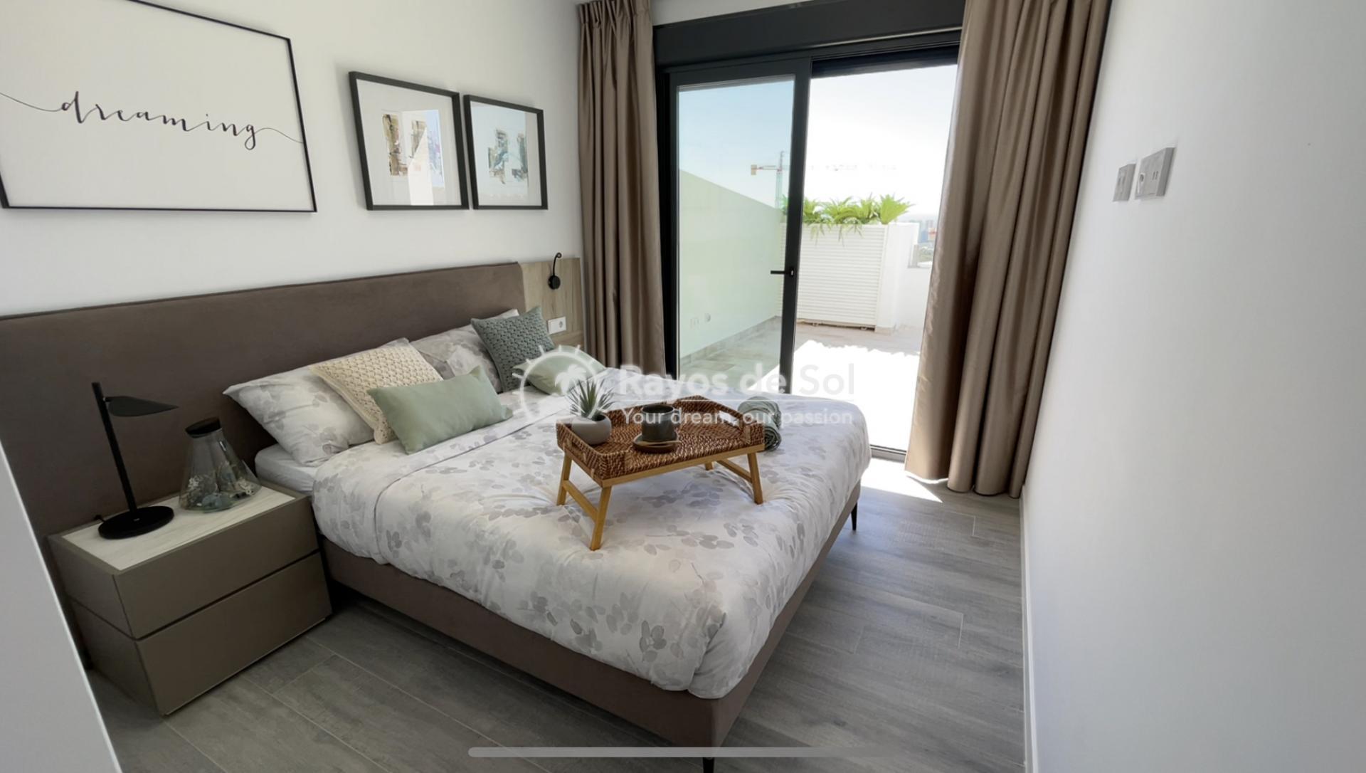Apartment  in Finestrat, Costa Blanca (camporrosso-bajo) - 14