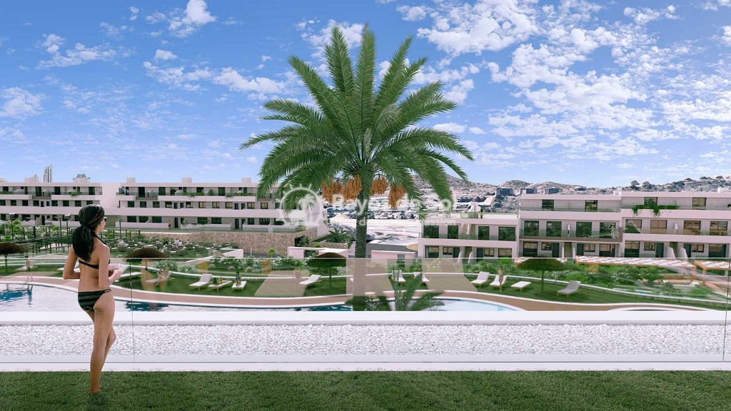 Apartment  in Finestrat, Costa Blanca (camporrosso-ap-2d) - 15