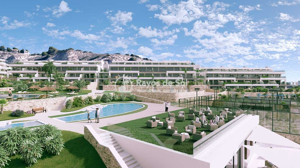 Apartment  in Finestrat, Costa Blanca (camporrosso-ap-2d) - 17