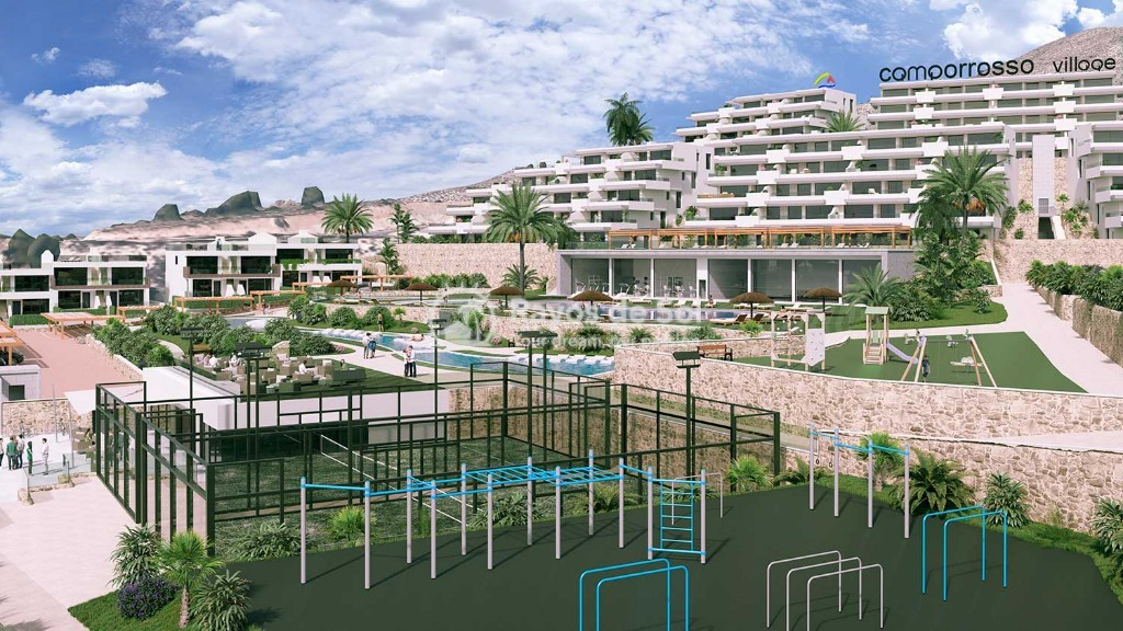 Apartment  in Finestrat, Costa Blanca (camporrosso-ap-2d) - 19