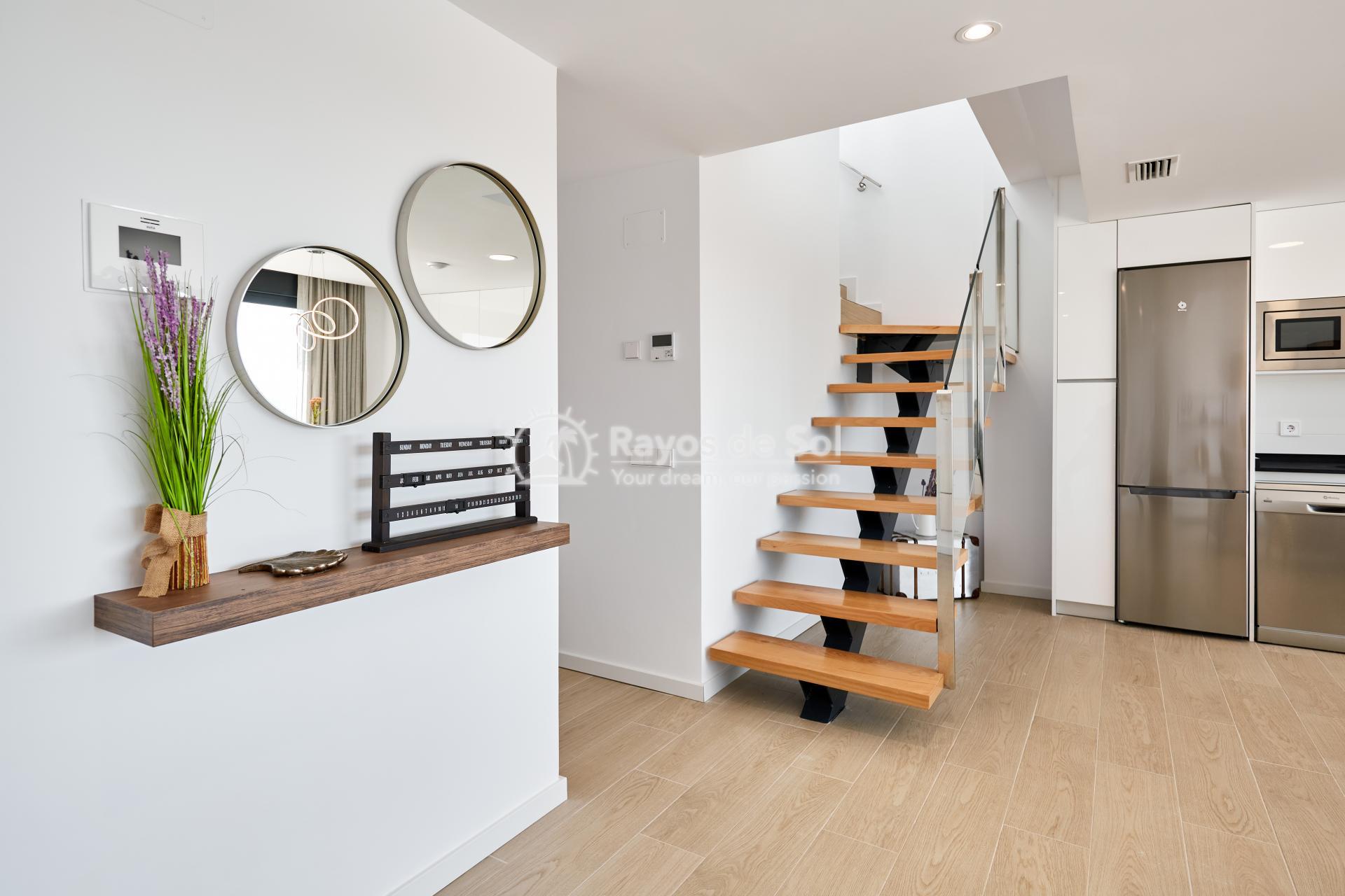 Penthouse  in Finestrat, Costa Blanca (camporrosso-duplex-A) - 14