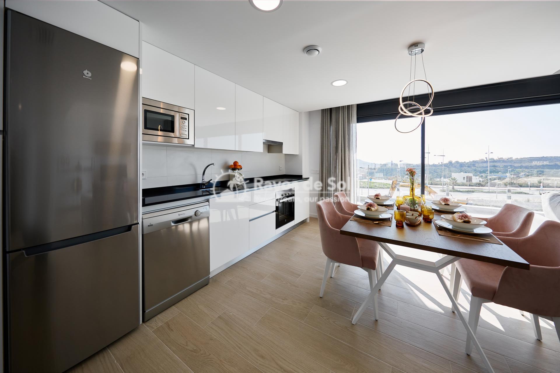 Penthouse  in Finestrat, Costa Blanca (camporrosso-duplex-A) - 4