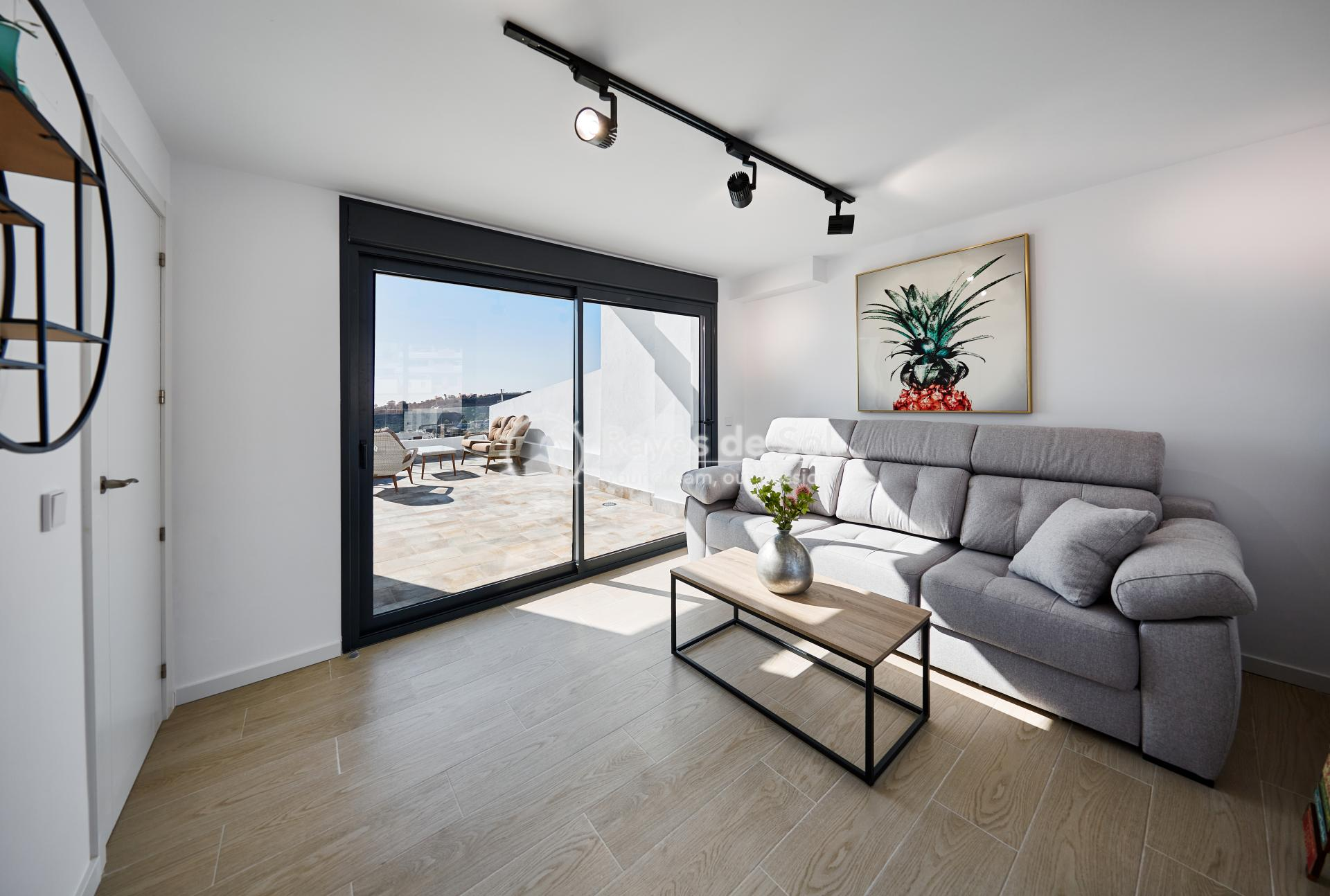 Penthouse  in Finestrat, Costa Blanca (camporrosso-duplex-A) - 6