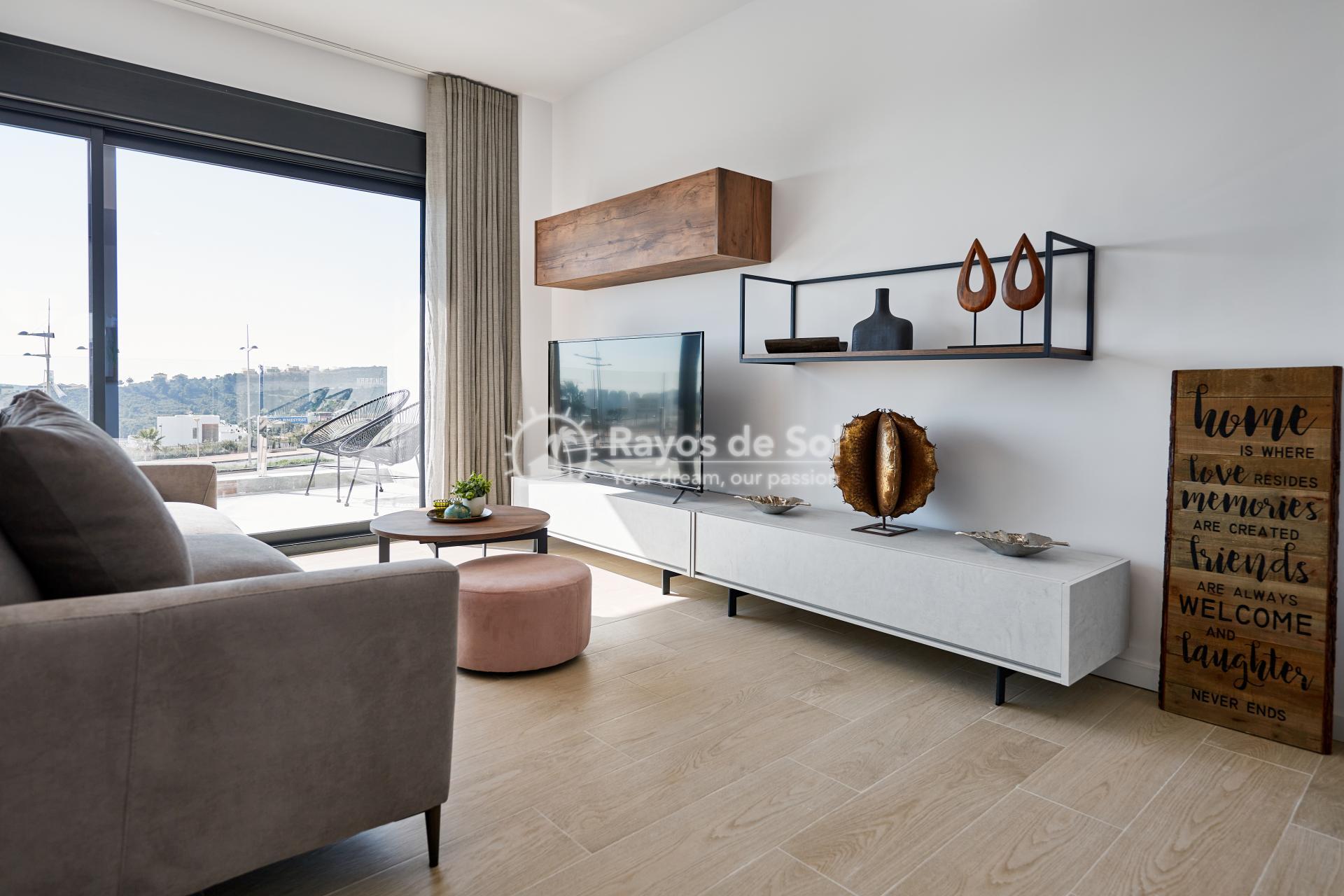 Penthouse  in Finestrat, Costa Blanca (camporrosso-duplex-A) - 9