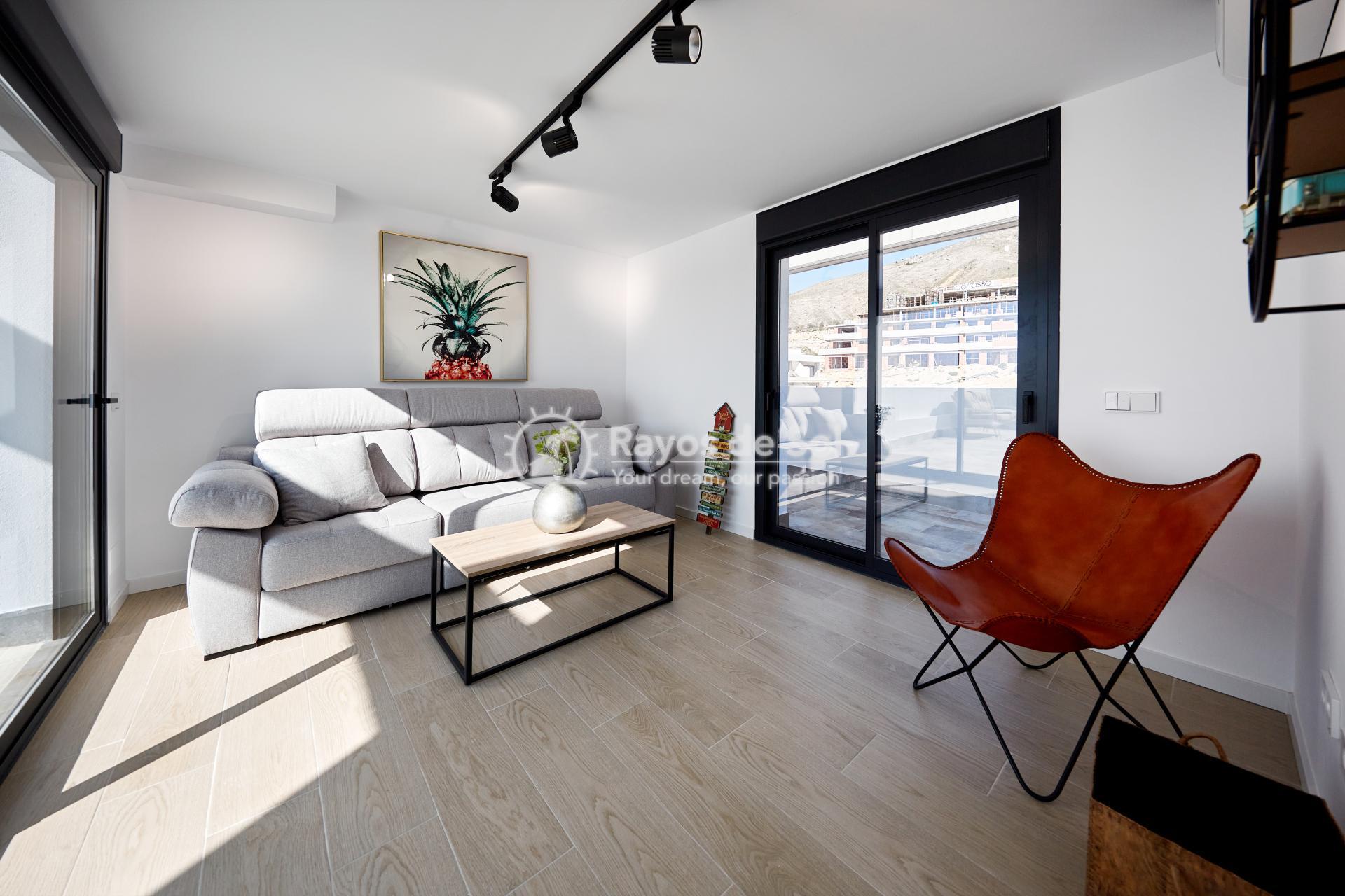 Penthouse  in Finestrat, Costa Blanca (camporrosso-duplex-A) - 7
