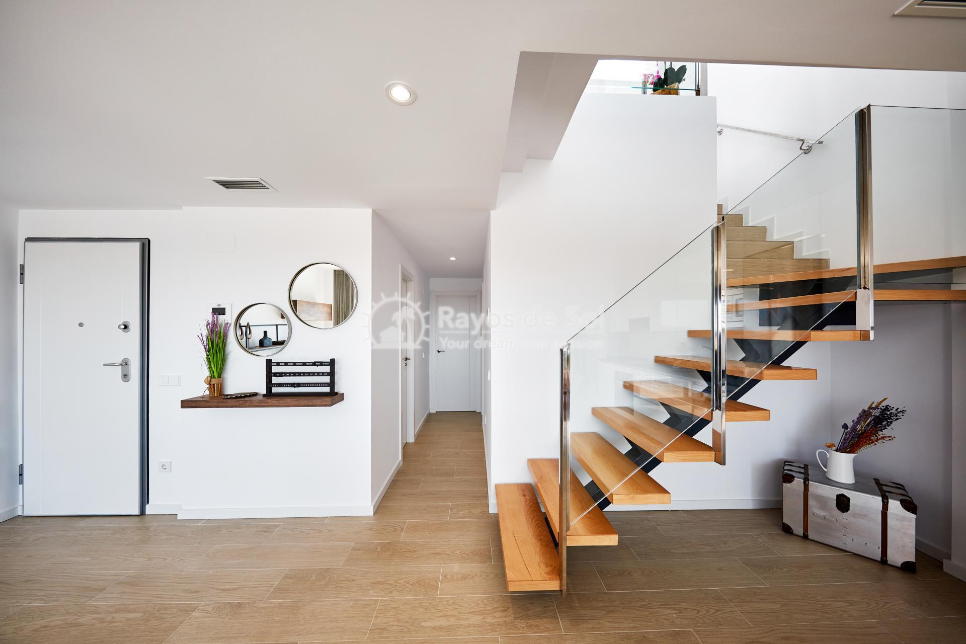 Penthouse  in Finestrat, Costa Blanca (camporrosso-duplex-A) - 15