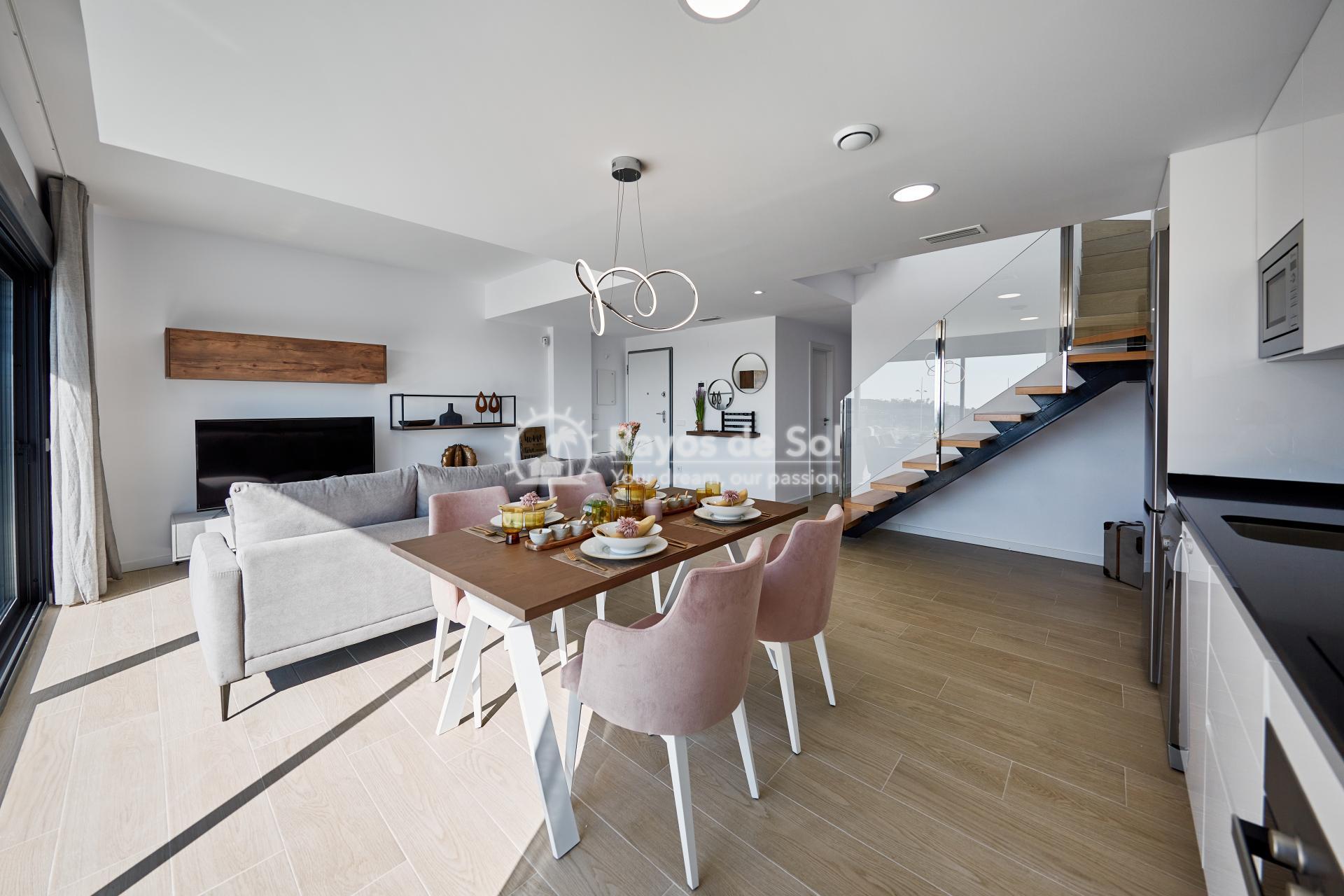 Penthouse  in Finestrat, Costa Blanca (camporrosso-duplex-A) - 12