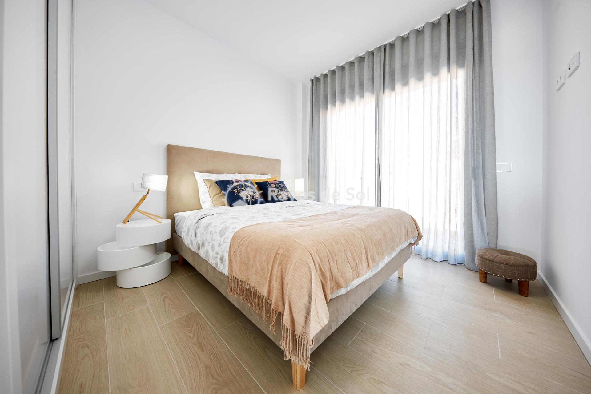 Penthouse  in Finestrat, Costa Blanca (camporrosso-duplex-A) - 20