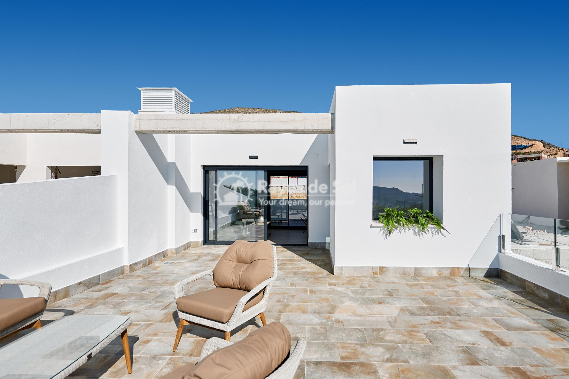 Penthouse  in Finestrat, Costa Blanca (camporrosso-duplex-A) - 32