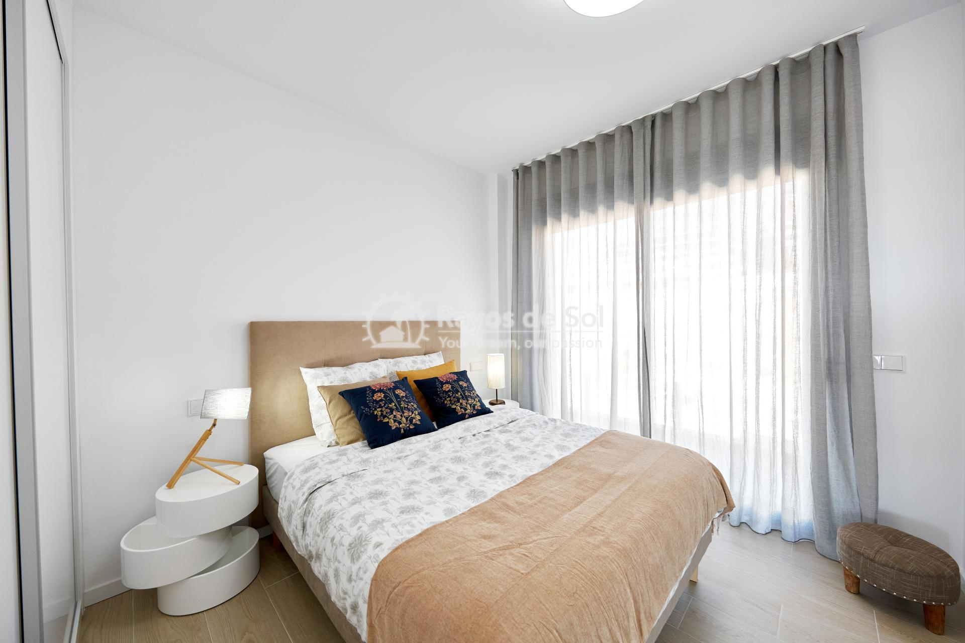 Penthouse  in Finestrat, Costa Blanca (camporrosso-duplex-A) - 21