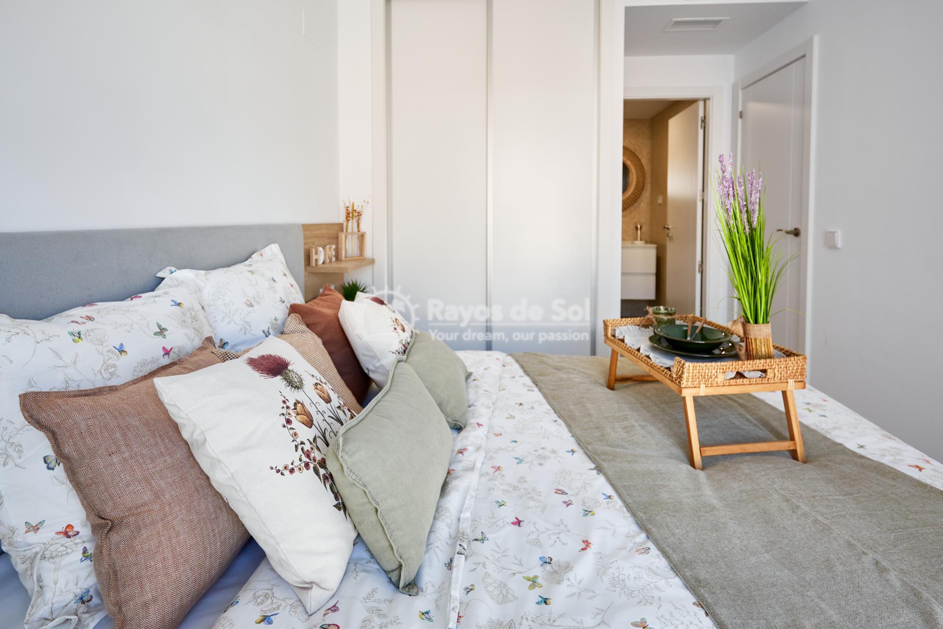 Penthouse  in Finestrat, Costa Blanca (camporrosso-duplex-A) - 28