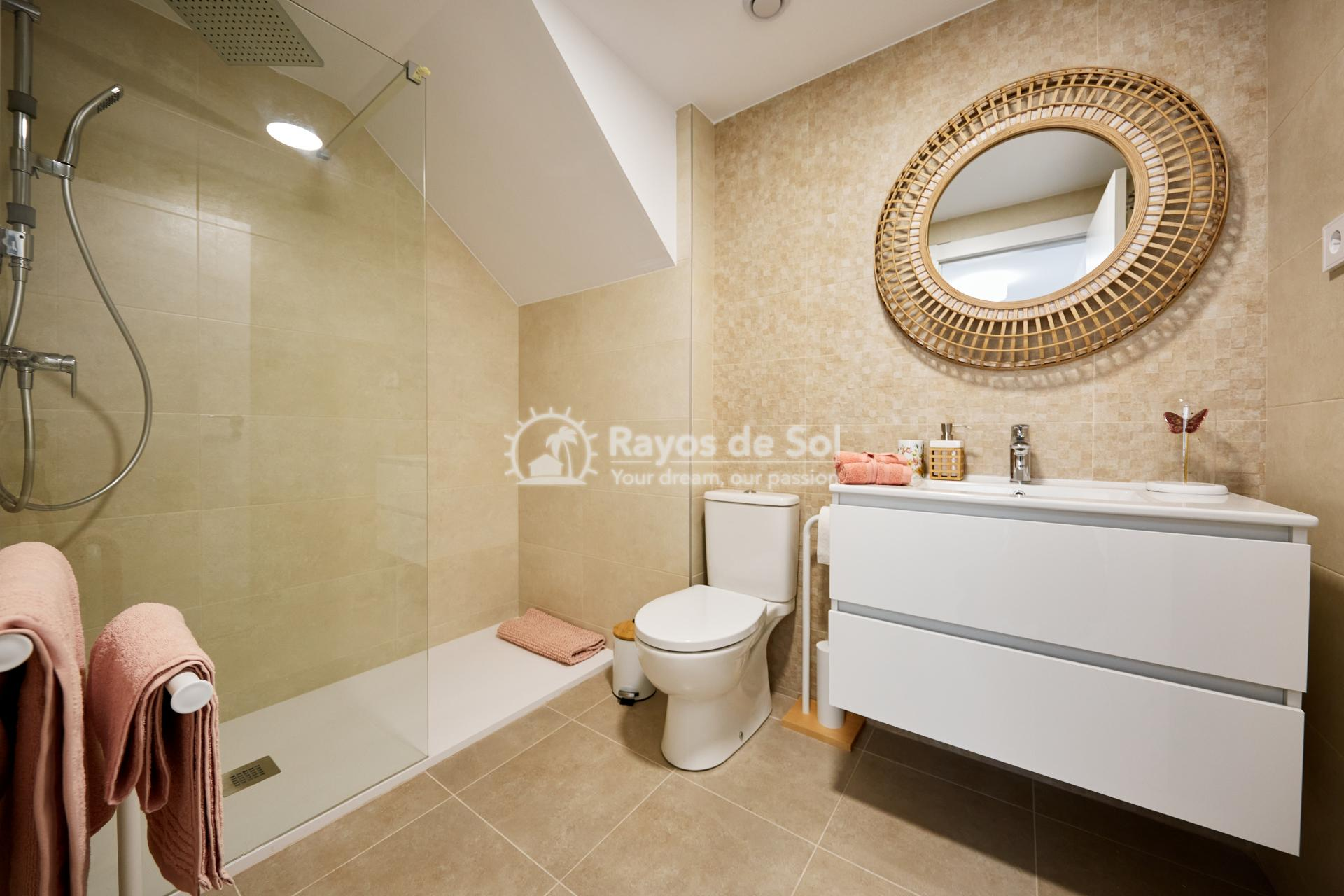 Penthouse  in Finestrat, Costa Blanca (camporrosso-duplex-A) - 30