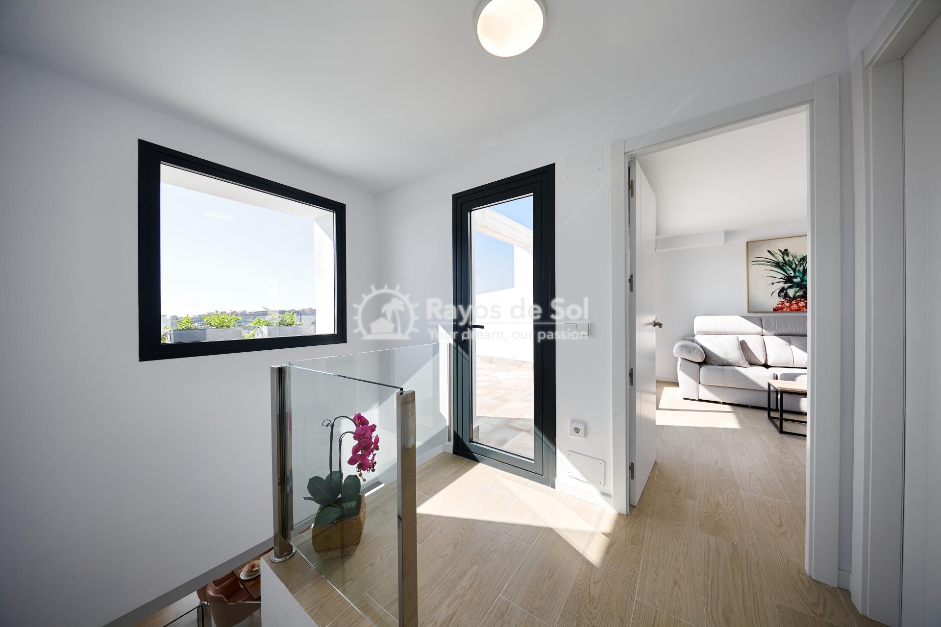 Penthouse  in Finestrat, Costa Blanca (camporrosso-duplex-A) - 17