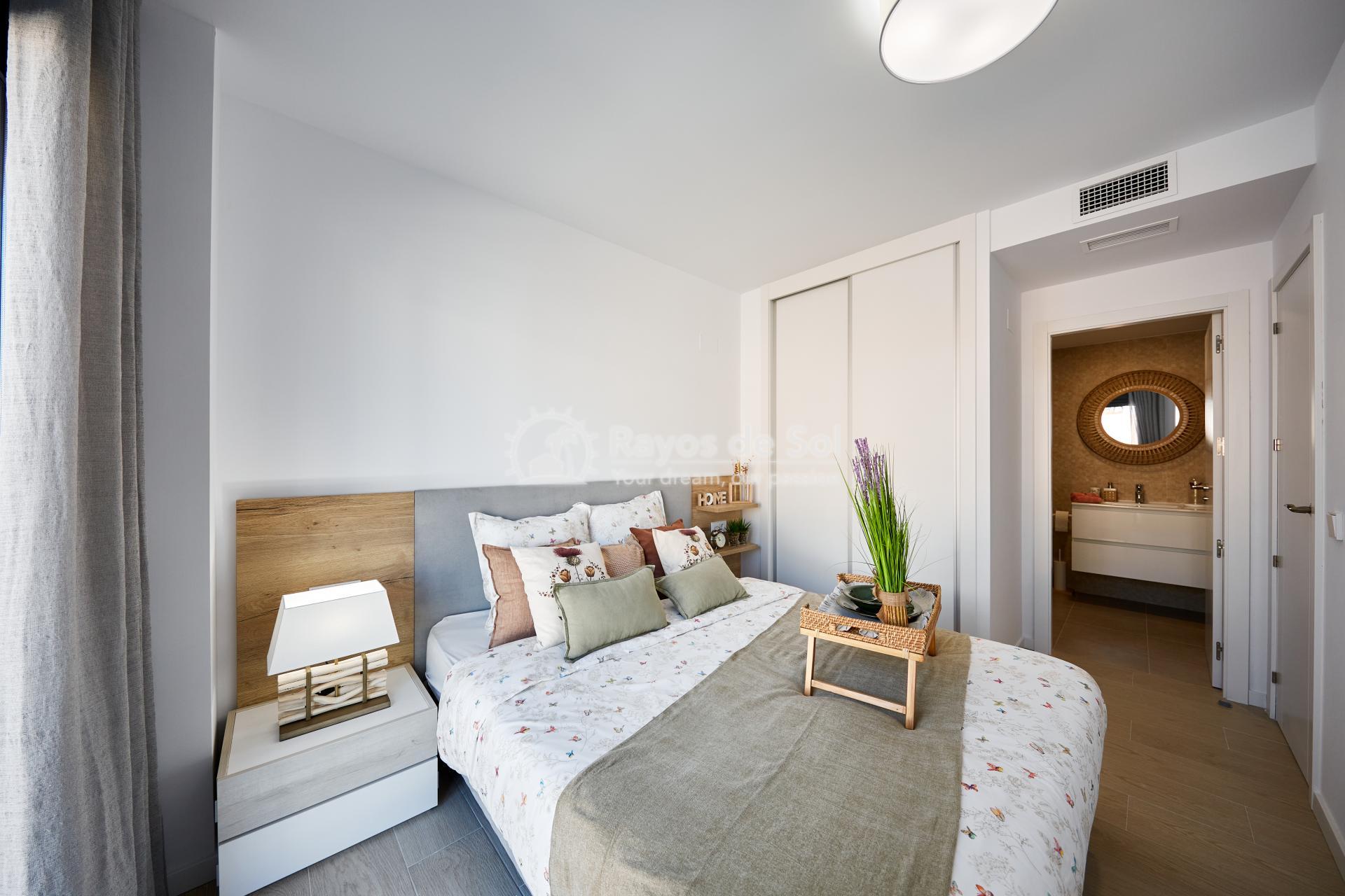 Penthouse  in Finestrat, Costa Blanca (camporrosso-duplex-A) - 29