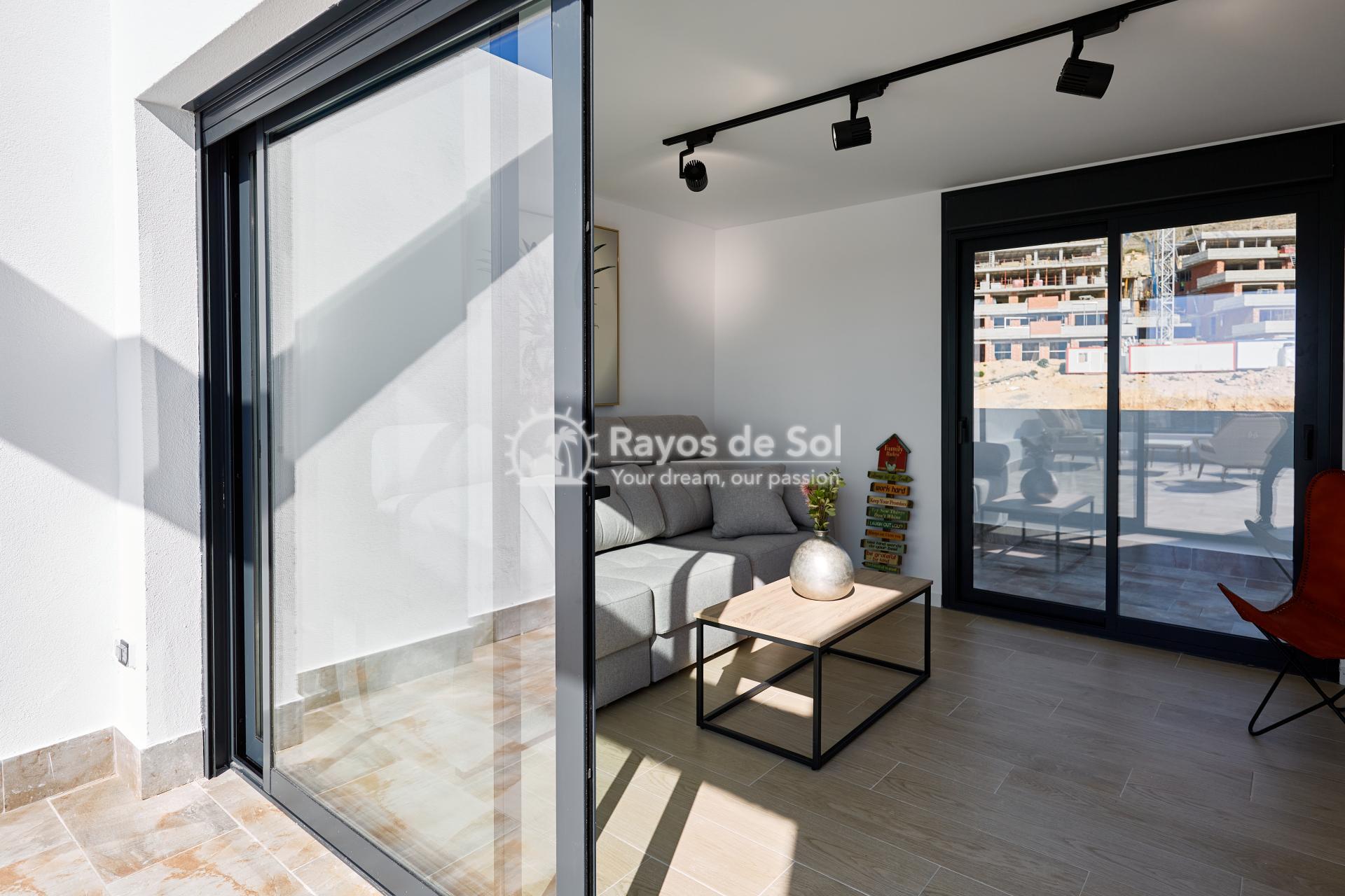 Penthouse  in Finestrat, Costa Blanca (camporrosso-duplex-A) - 11
