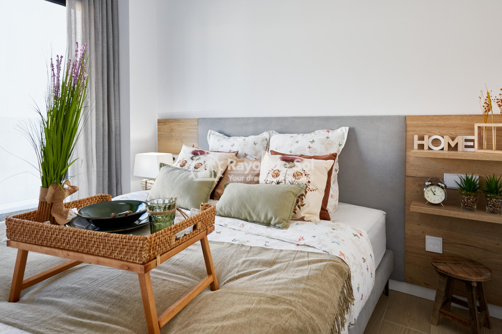 Penthouse  in Finestrat, Costa Blanca (camporrosso-duplex-A) - 26