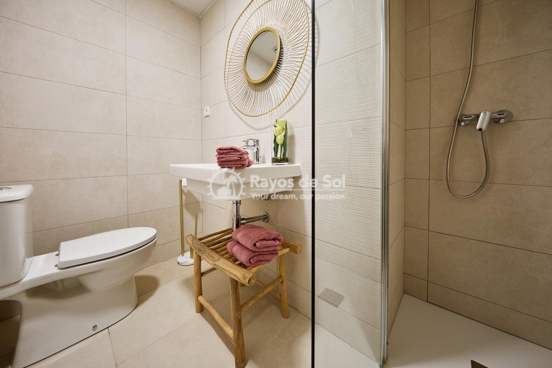Penthouse  in Finestrat, Costa Blanca (camporrosso-duplex-A) - 18