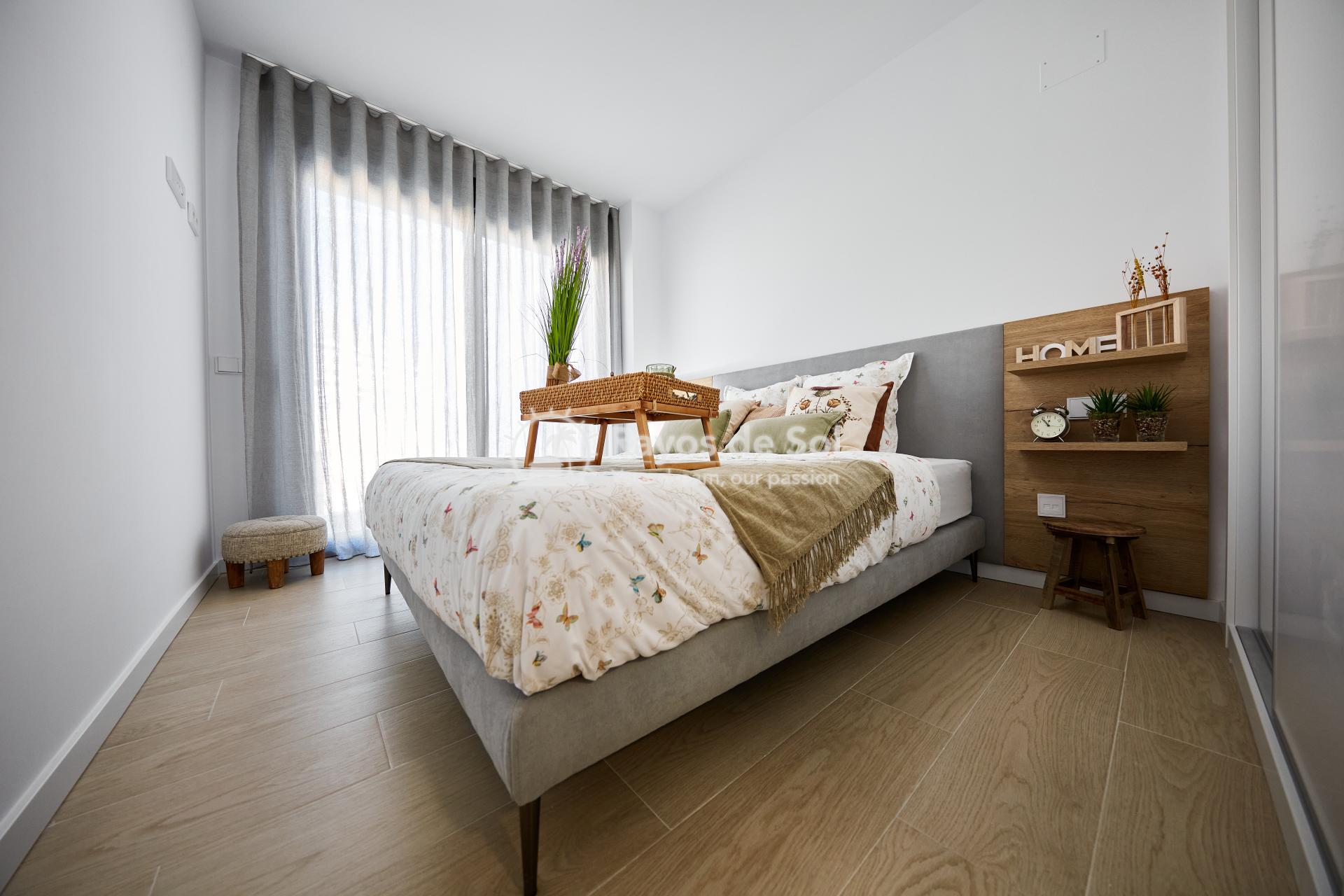 Penthouse  in Finestrat, Costa Blanca (camporrosso-duplex-A) - 27