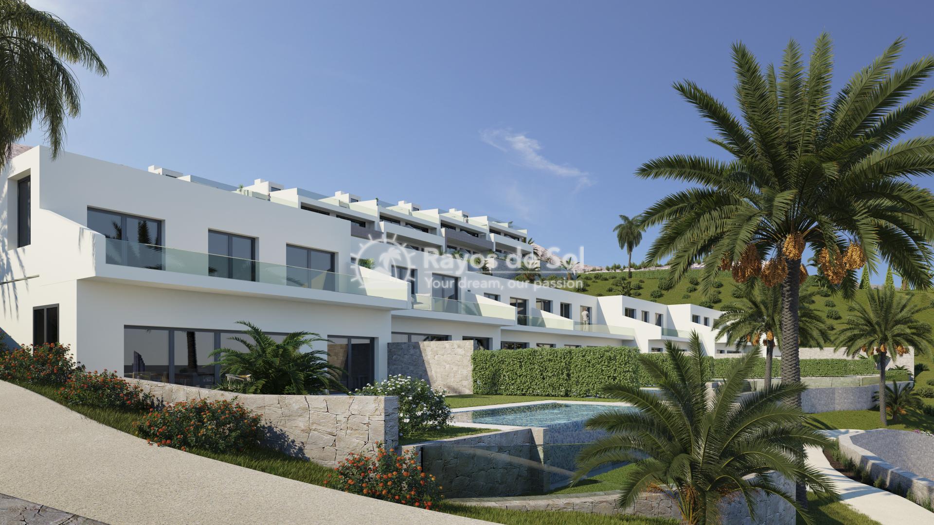 Penthouse  in Finestrat, Costa Blanca (camporrosso-duplex-A) - 47