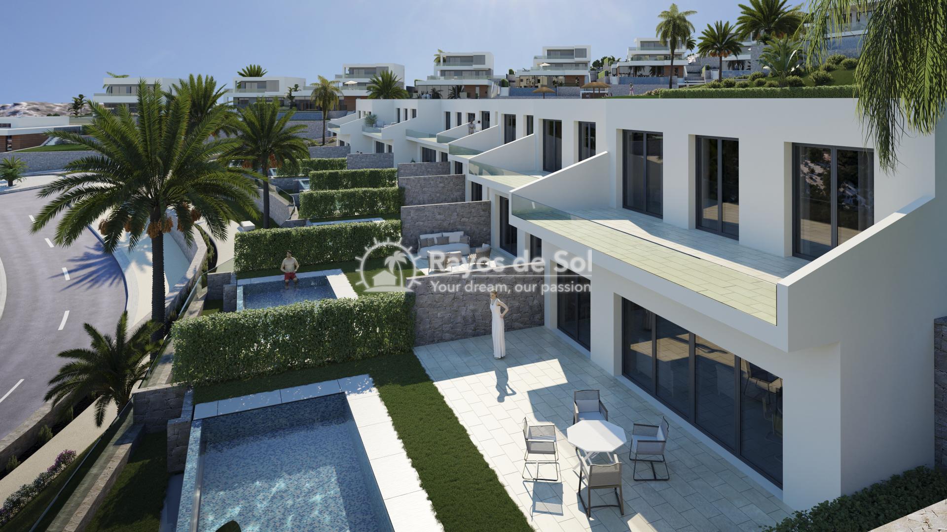 Penthouse  in Finestrat, Costa Blanca (camporrosso-duplex-A) - 48