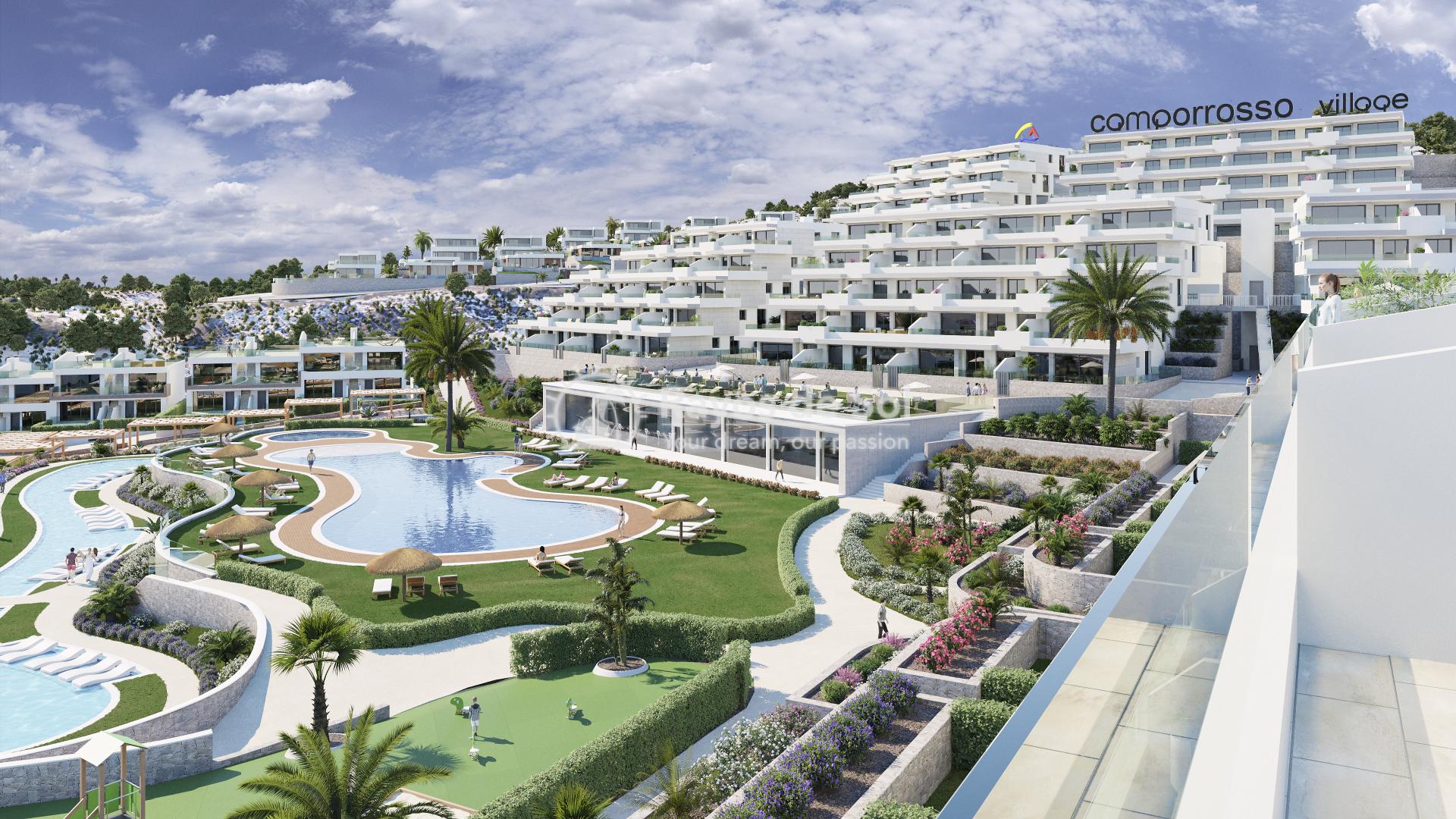 Penthouse  in Finestrat, Costa Blanca (camporrosso-duplex-A) - 59