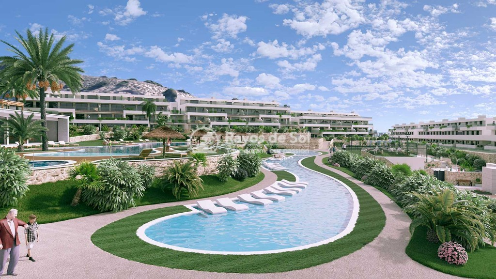 Apartment  in Finestrat, Costa Blanca (camporrosso-ap-tipo-3d) - 15