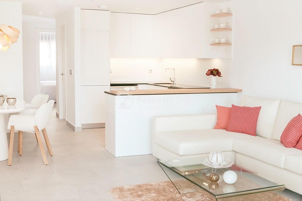 Apartment  in Los Dolses, Orihuela Costa, Costa Blanca (montesolana-tipo-2d) - 3