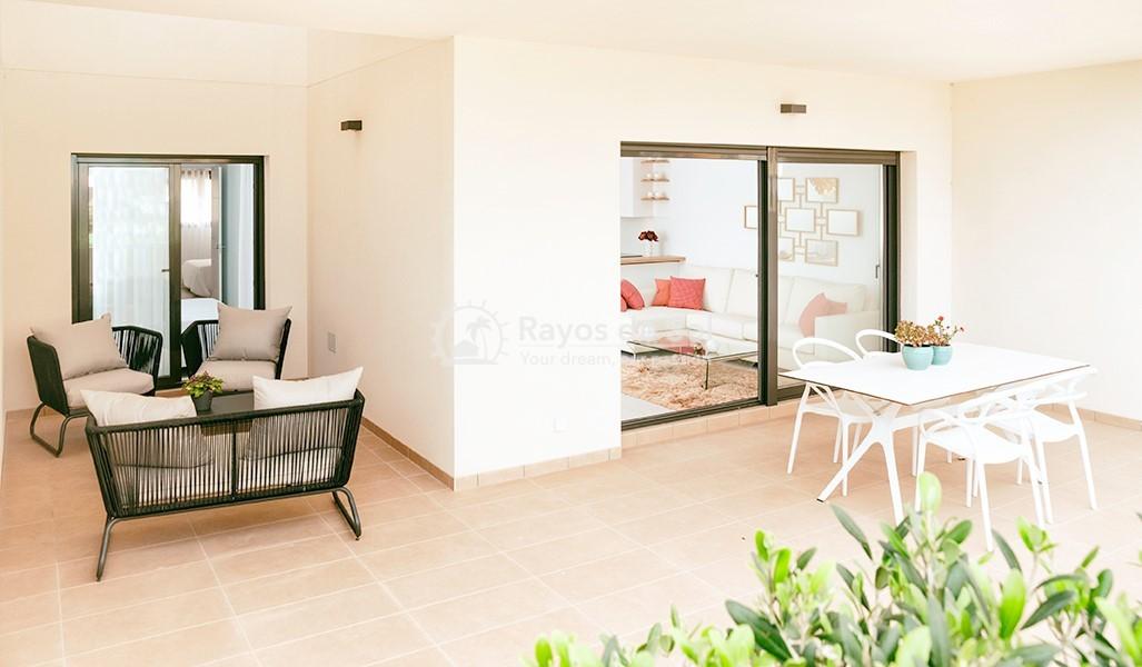 Apartment  in Los Dolses, Orihuela Costa, Costa Blanca (montesolana-tipo-2d) - 4