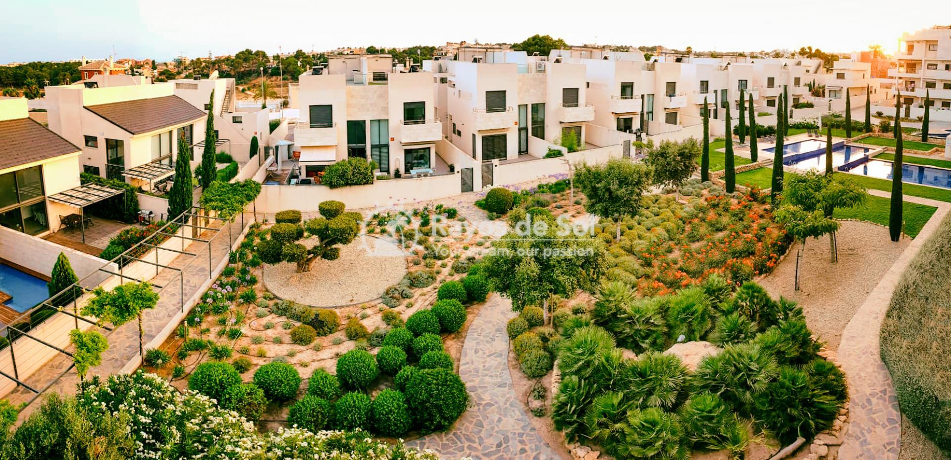 Apartment  in Los Dolses, Orihuela Costa, Costa Blanca (montesolana-tipo-2d) - 41
