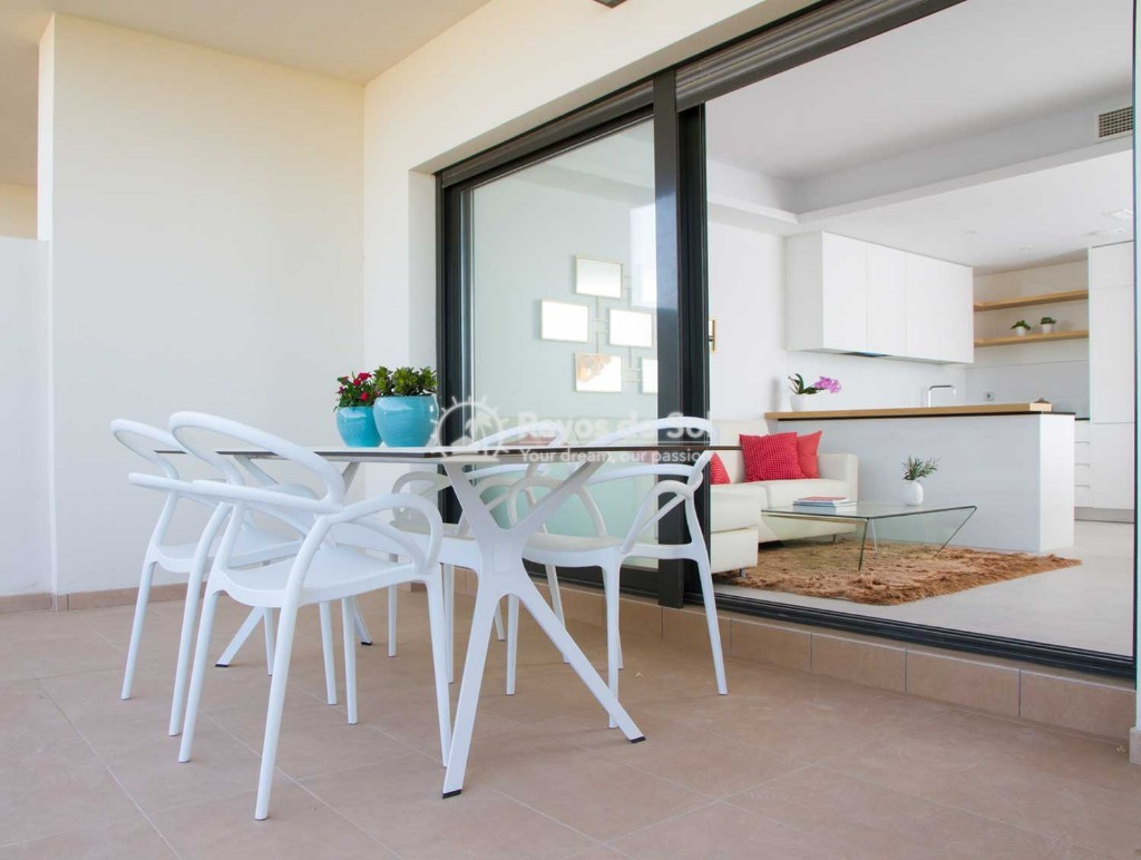 Penthouse  in Los Dolses, Orihuela Costa, Costa Blanca (montesolana-ph-3d) - 10