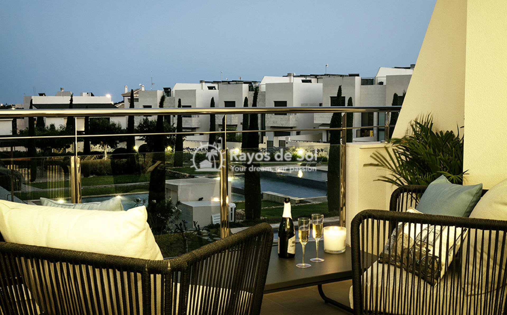 Penthouse  in Los Dolses, Orihuela Costa, Costa Blanca (montesolana-ph-3d) - 1