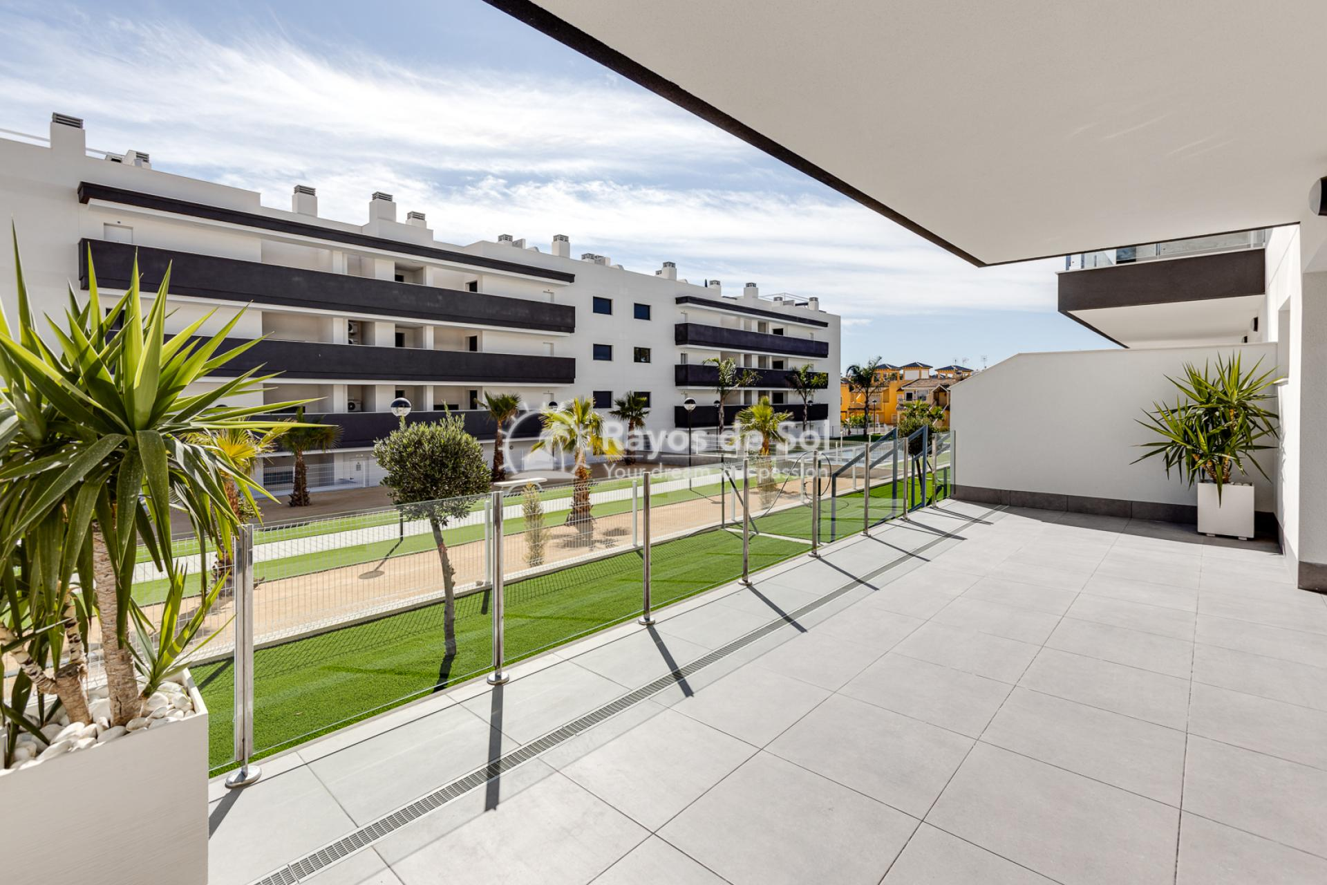 Apartment  in Villamartin, Orihuela Costa, Costa Blanca (valentino2-gf) - 1