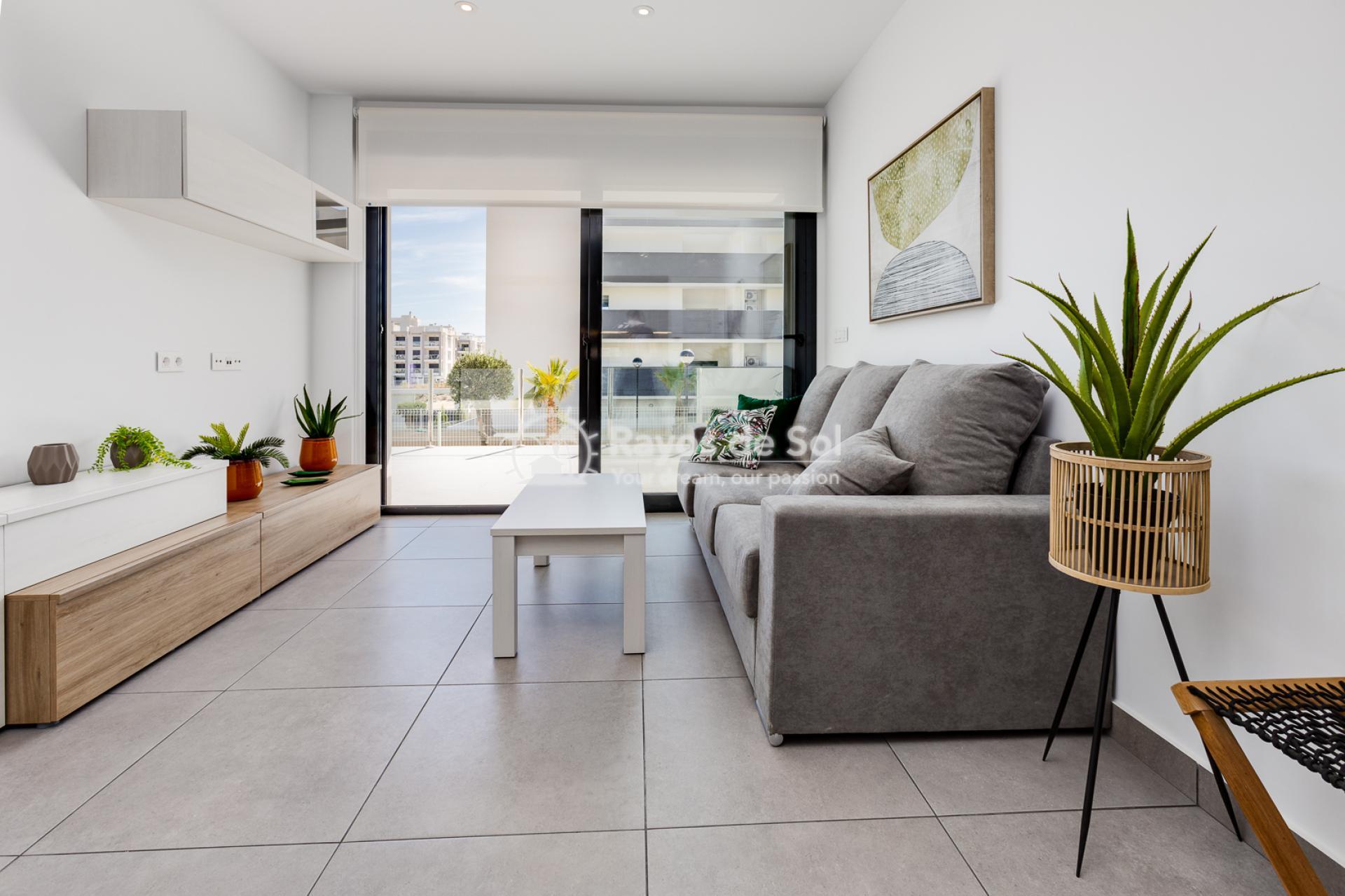 Apartment  in Villamartin, Orihuela Costa, Costa Blanca (valentino2-gf) - 8