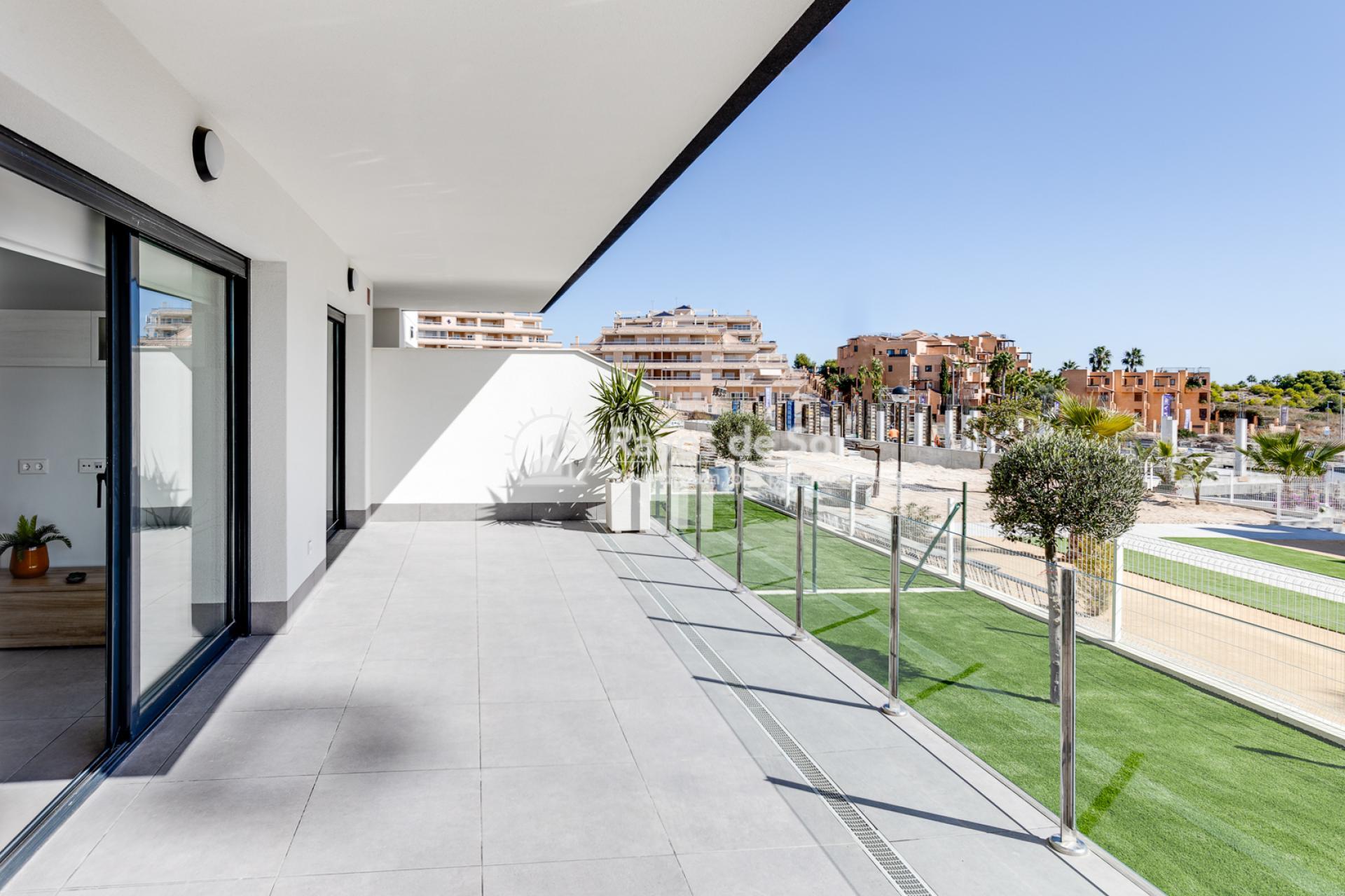 Apartment  in Villamartin, Orihuela Costa, Costa Blanca (valentino2-gf) - 38