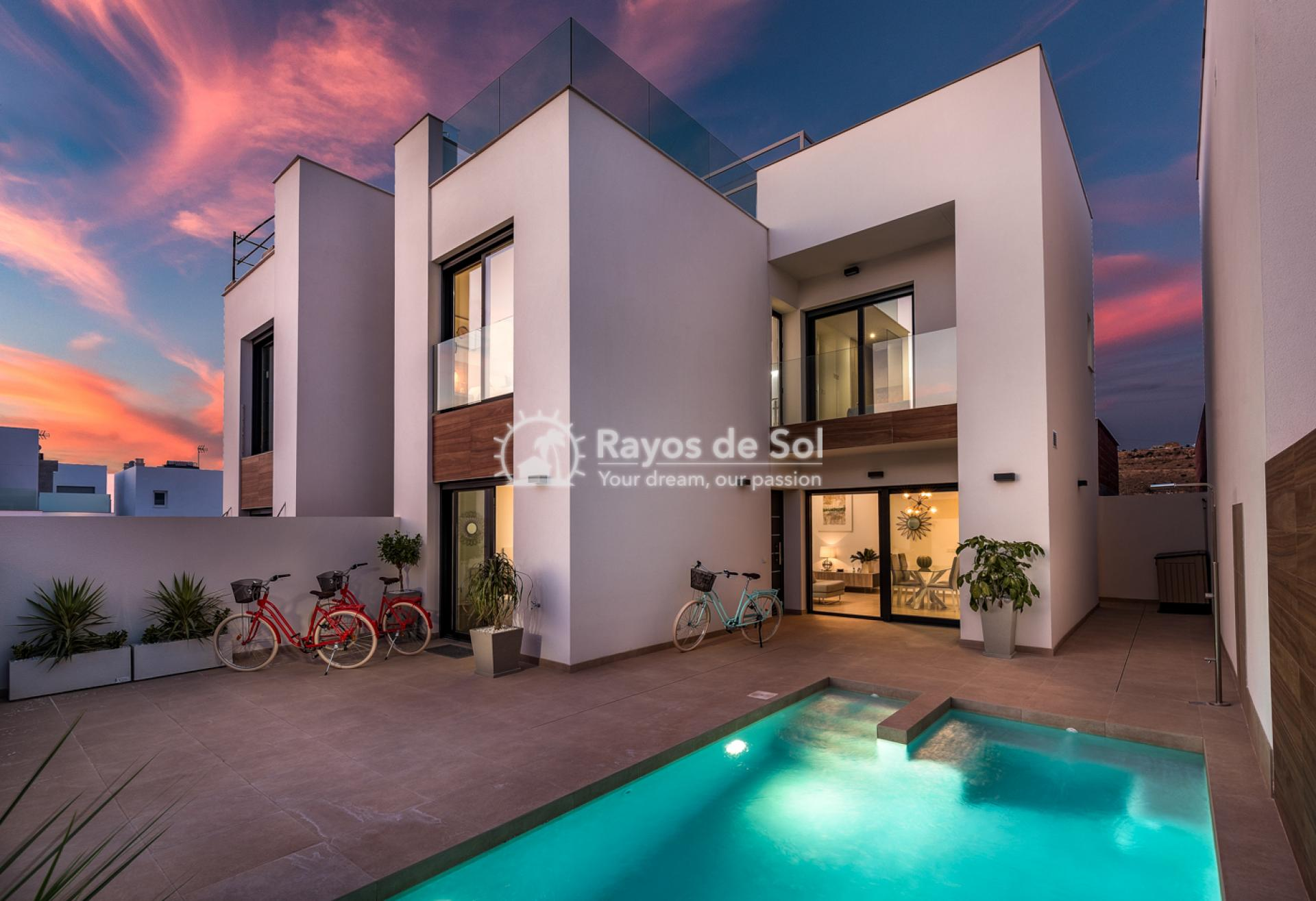Villa  in Rojales, Costa Blanca (benimarg) - 25
