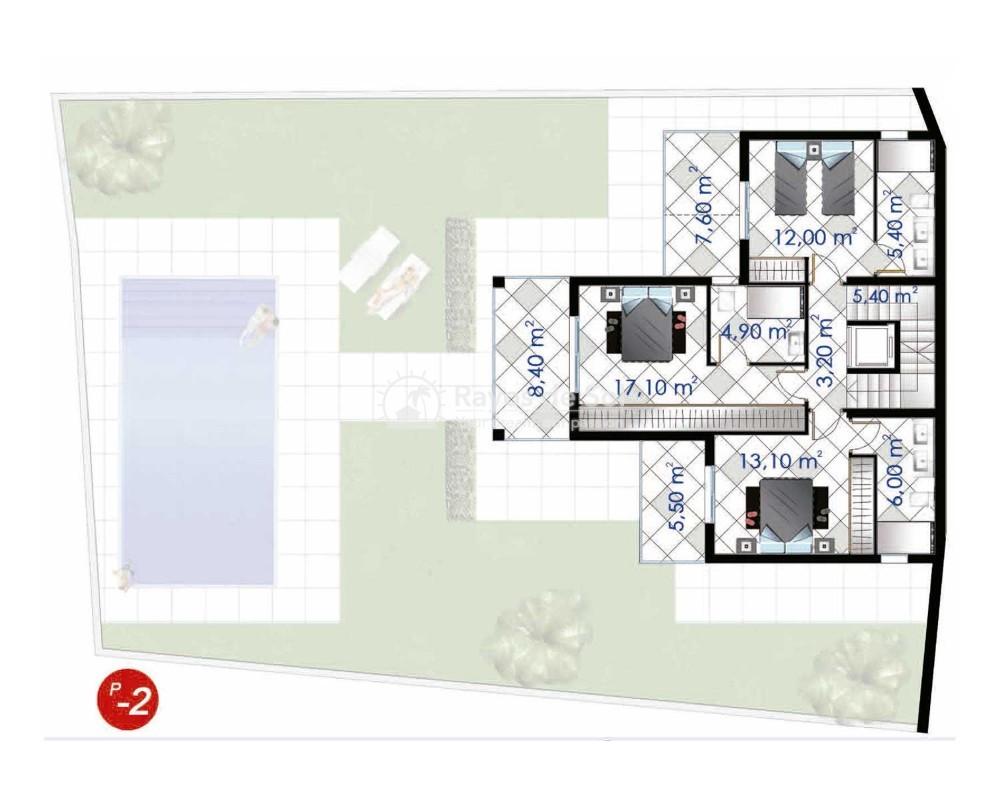 Villa  in Ciudad Quesada, Costa Blanca (cq2-terrazasg) - 4