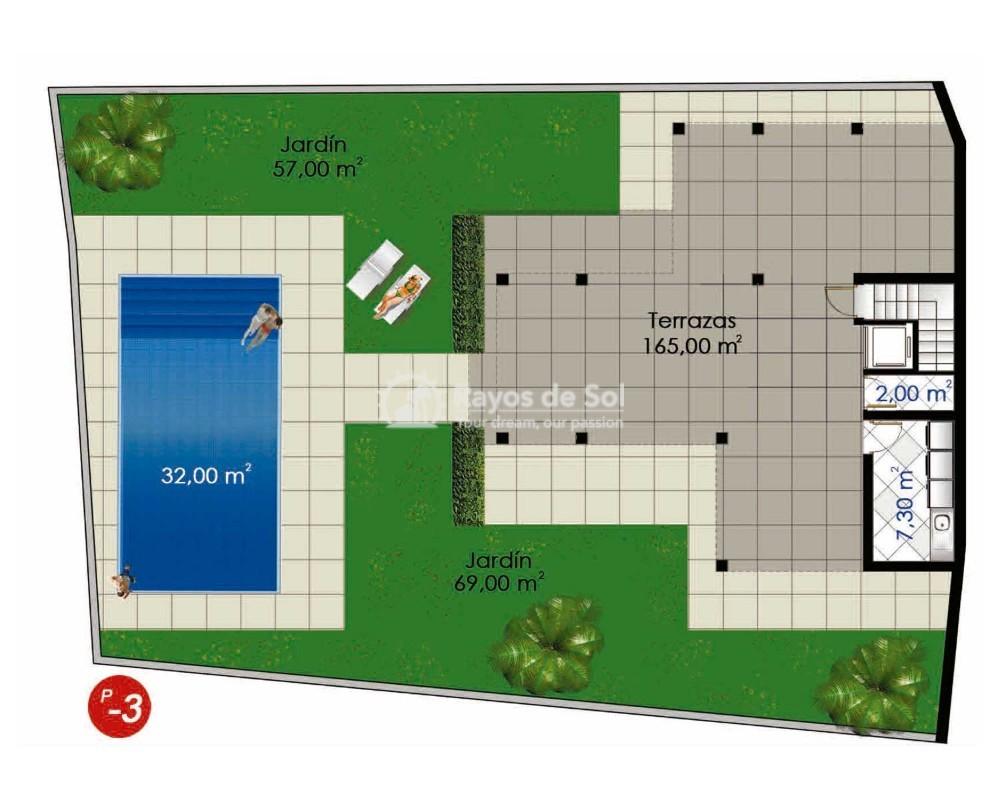 Villa  in Ciudad Quesada, Costa Blanca (cq2-terrazasg) - 5