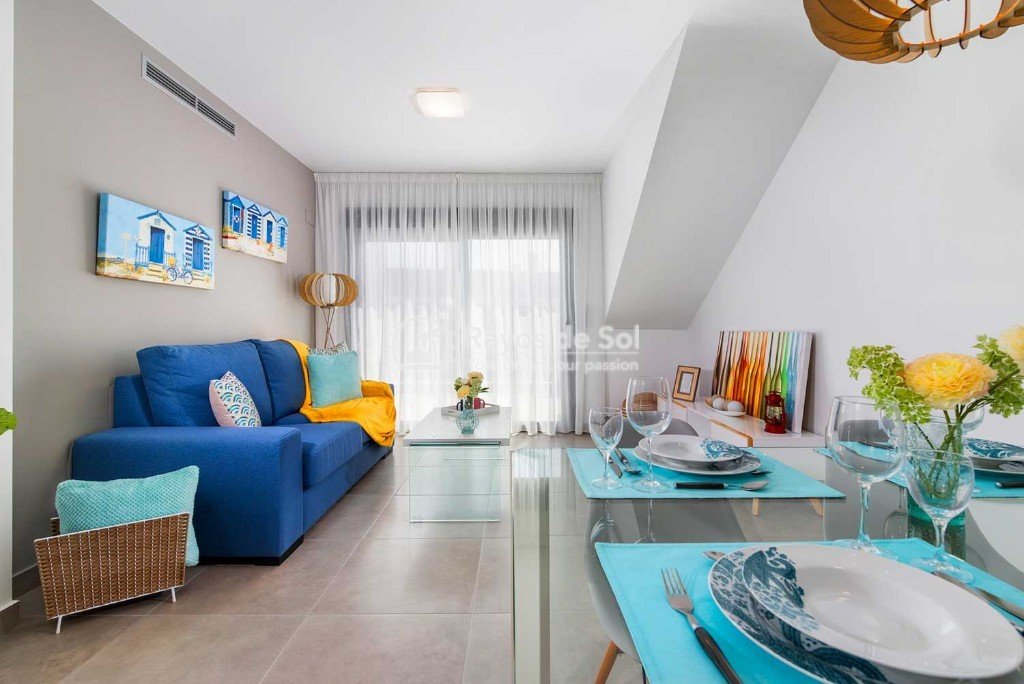 Ground Floor Apartment  in Pilar de la Horadada, Costa Blanca (lamar4-1d-tf) - 3