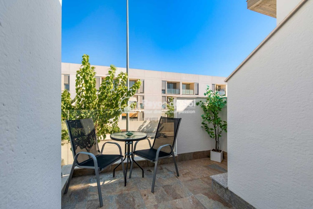 Ground Floor Apartment  in Pilar de la Horadada, Costa Blanca (lamar4-1d-tf) - 6